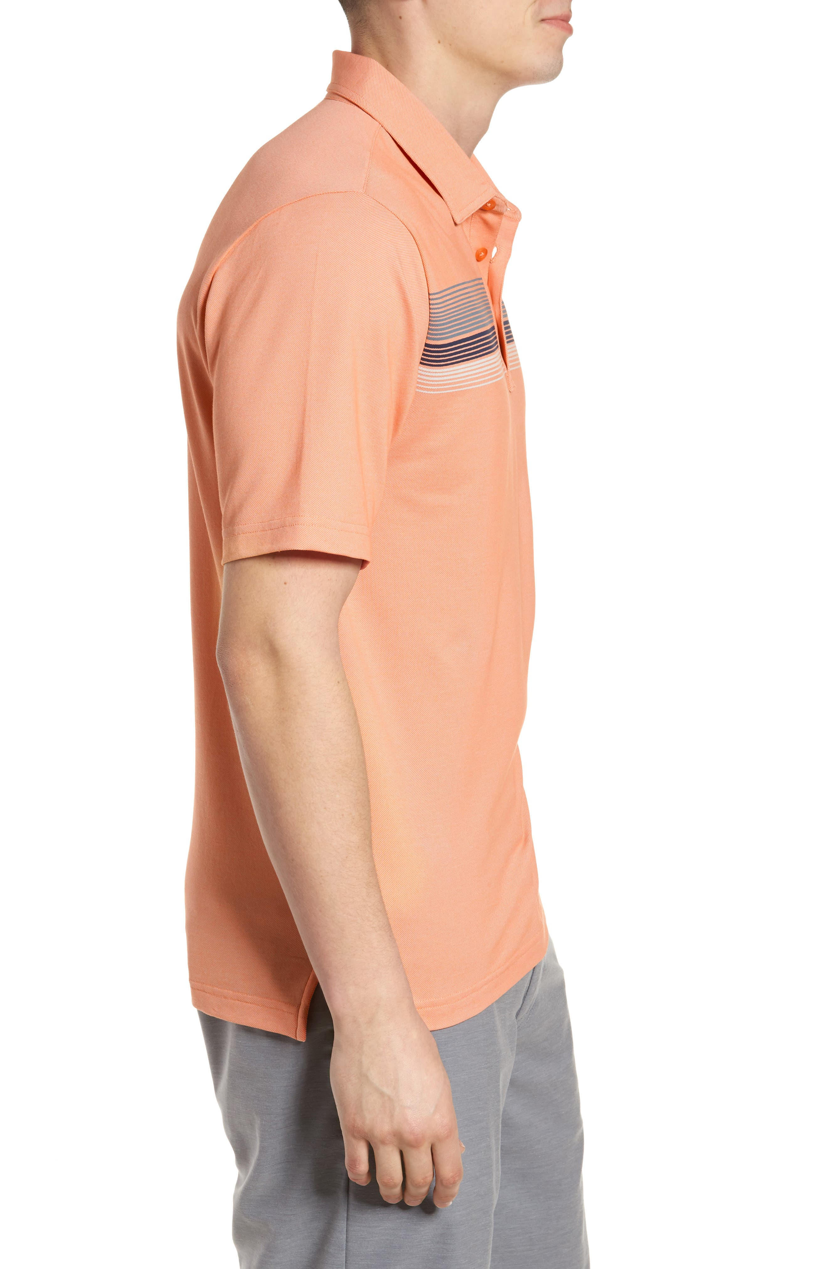Happy Jelly Regular Fit Polo,                             Alternate thumbnail 3, color,                             650