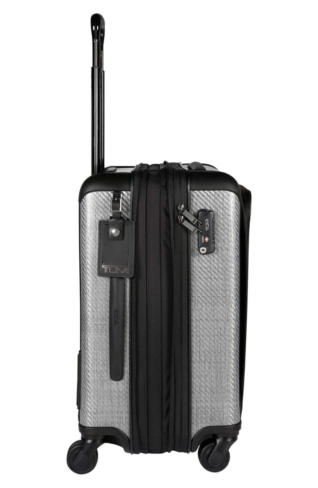 Tegra-Lite<sup>™</sup> Max 22-Inch Continental Expandable Carry-On,                             Alternate thumbnail 4, color,                             T-GRAPHITE