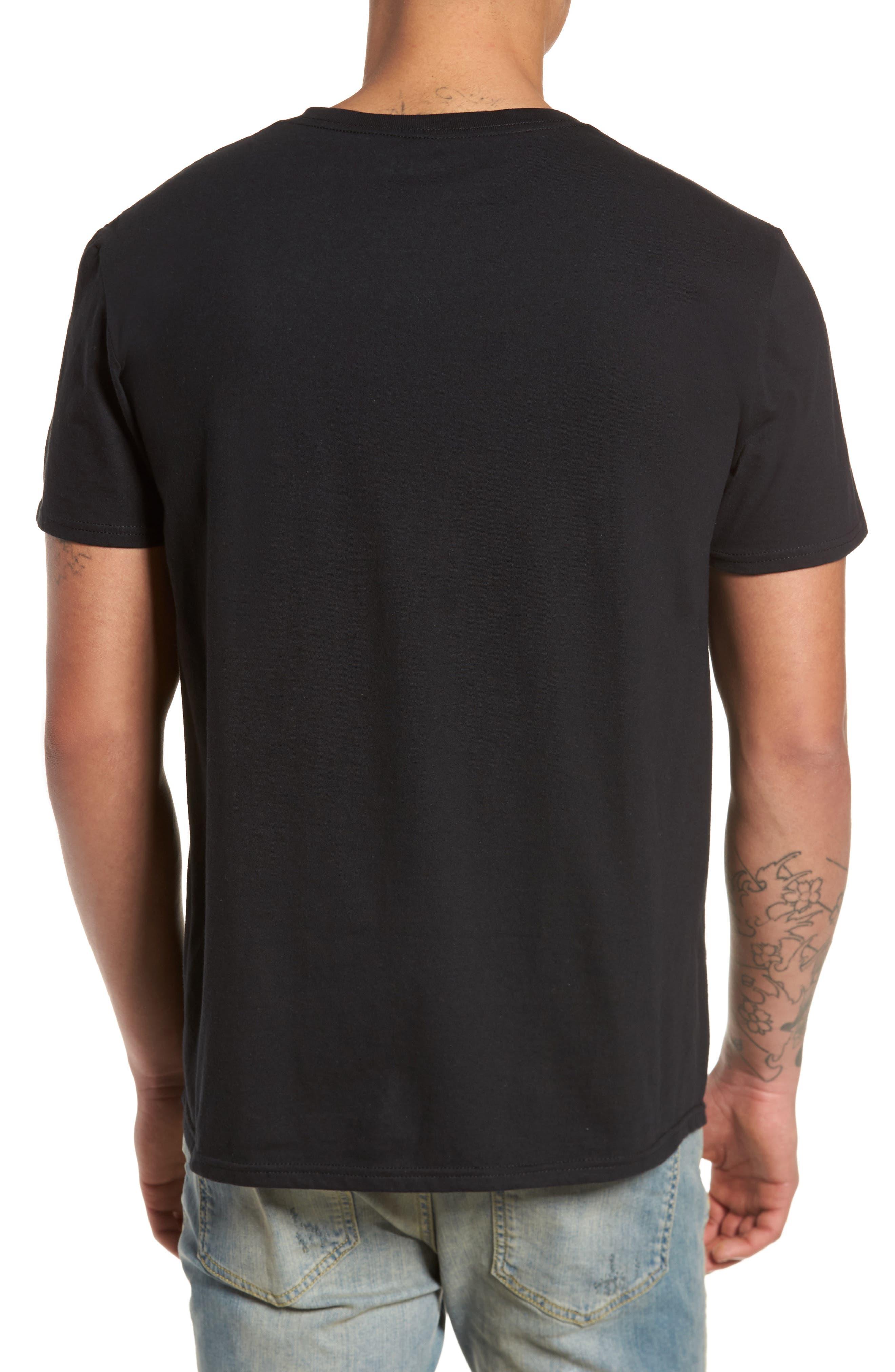 Pure Madness T-Shirt,                             Alternate thumbnail 2, color,                             001