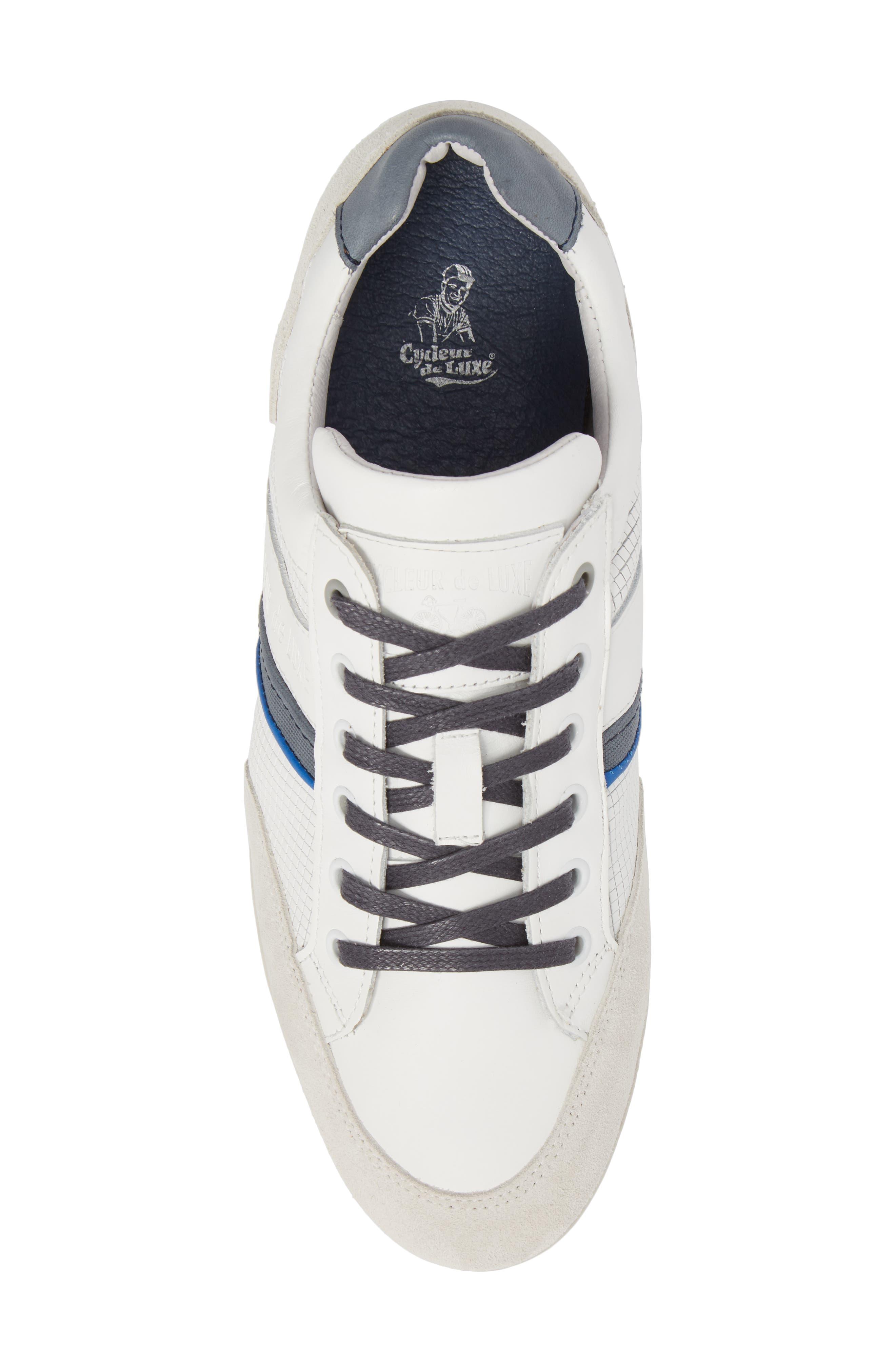Bahamas Low Top Sneaker,                             Alternate thumbnail 5, color,                             100