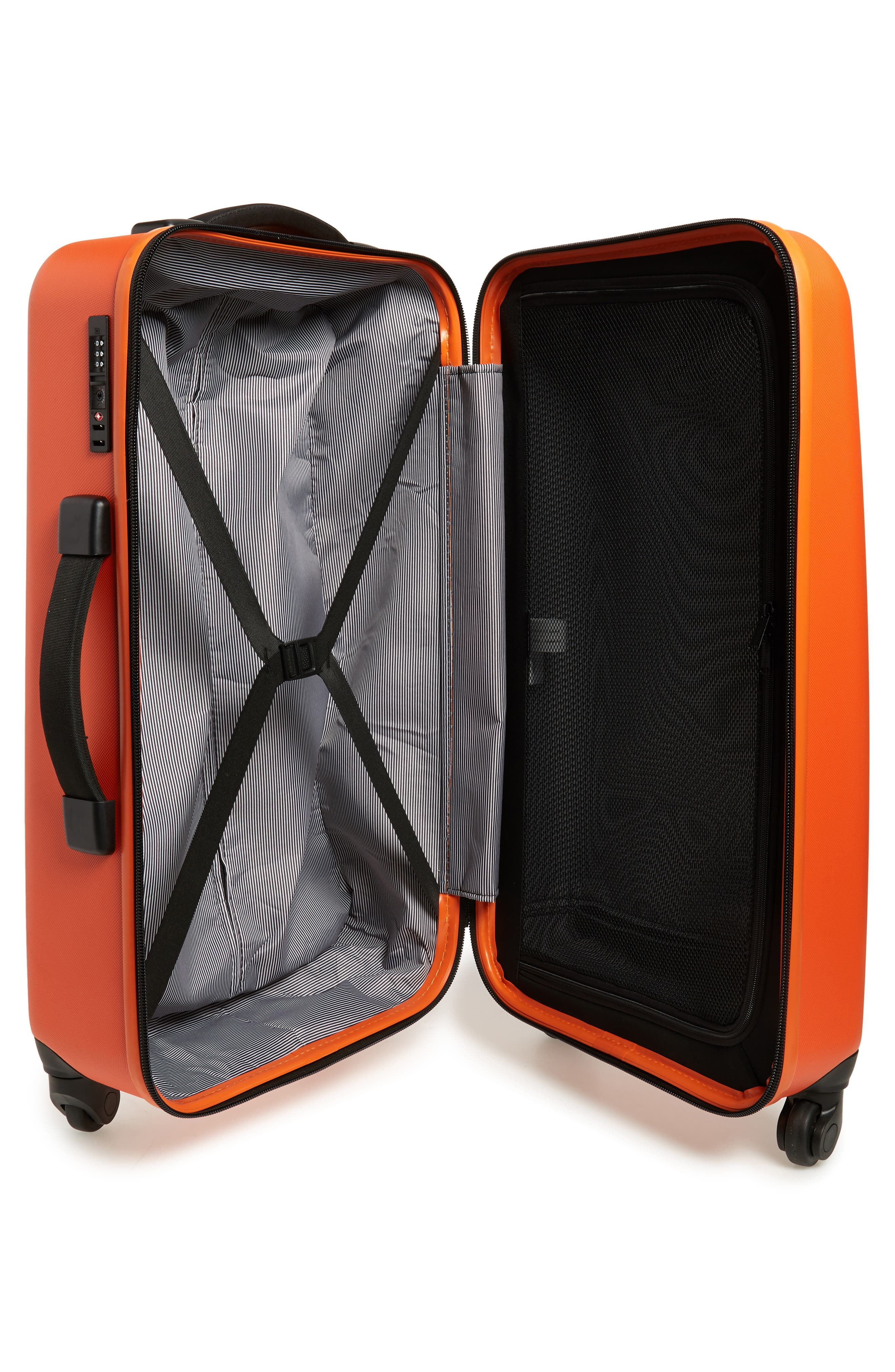 Trade 29-Inch Medium Wheeled Packing Case,                             Alternate thumbnail 2, color,                             VERMILLION ORANGE