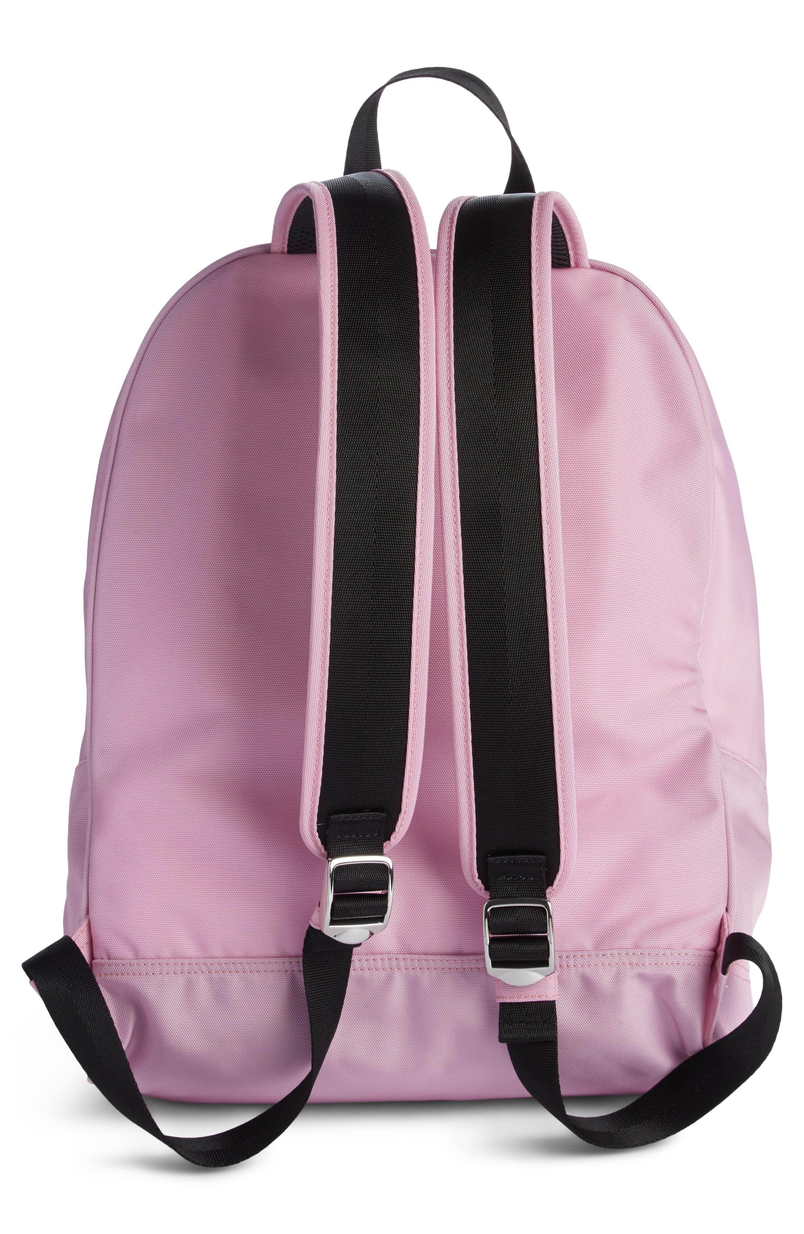 Small Kanvas Tiger Backpack,                             Alternate thumbnail 4, color,