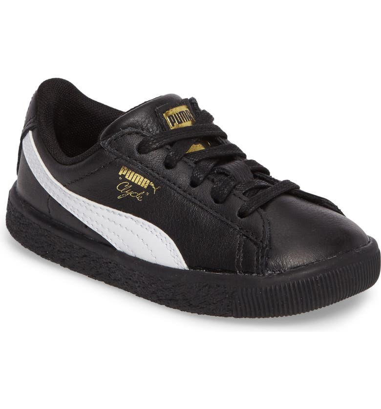 b95b08ae667c PUMA Clyde Core Foil Sneaker (Baby