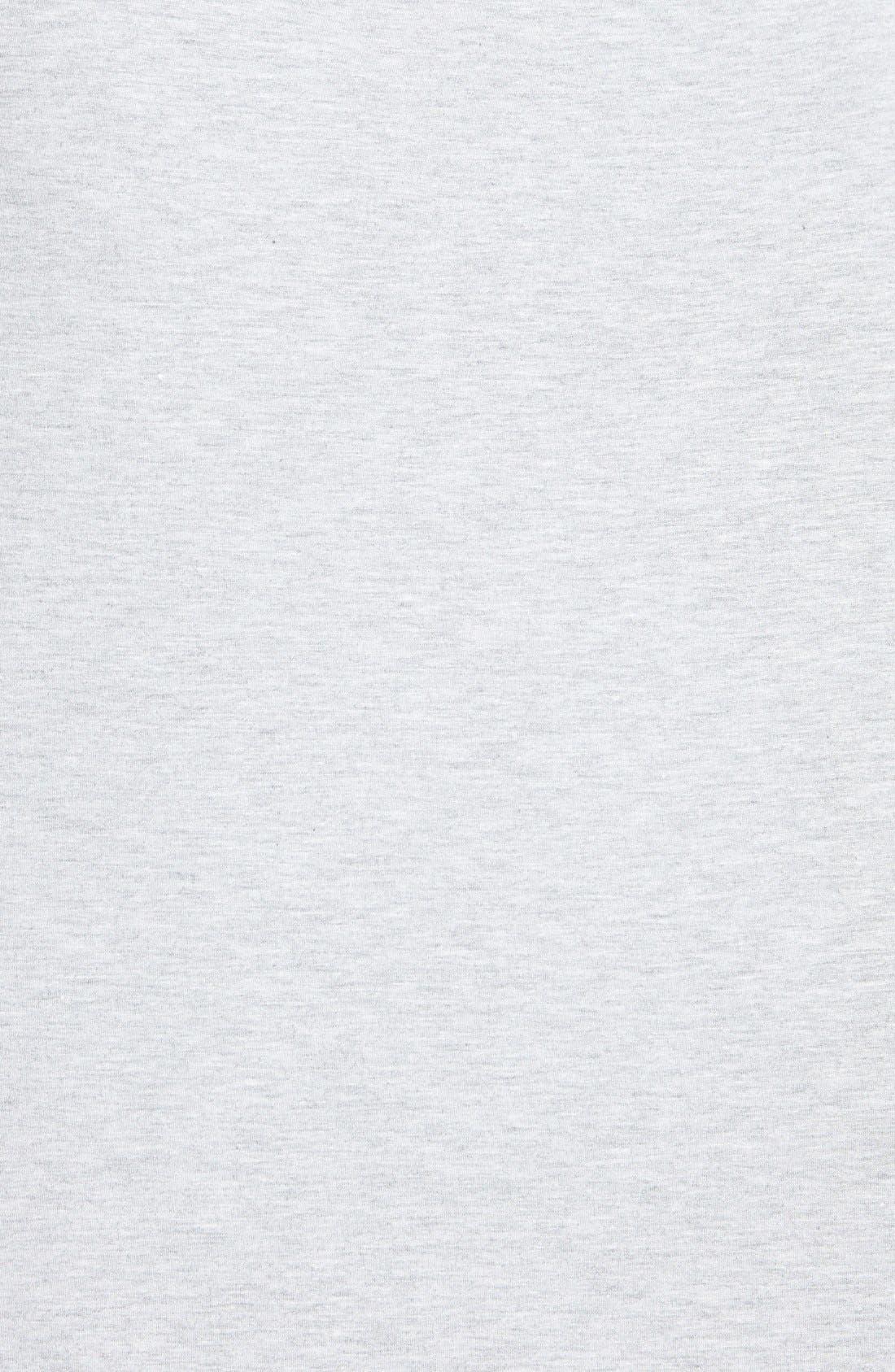 Asymmetric Knit Maxi Skirt,                             Alternate thumbnail 22, color,