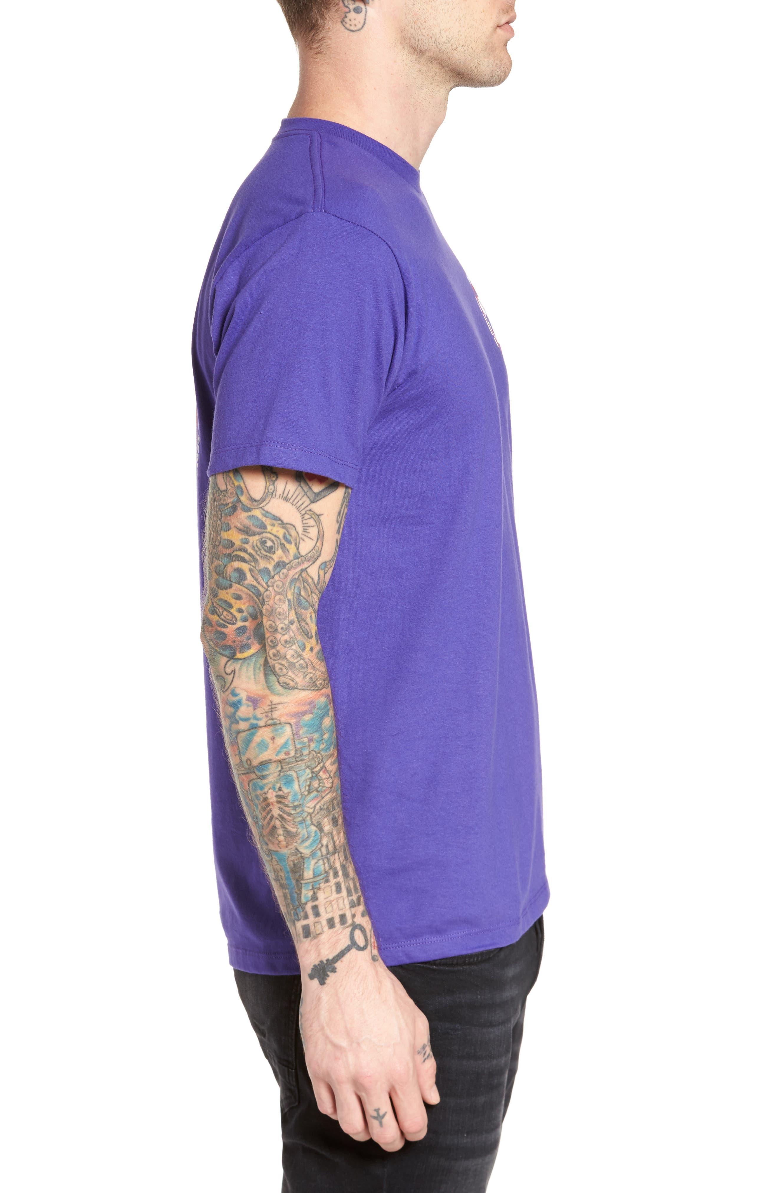 Customer Service Premium Graphic T-Shirt,                             Alternate thumbnail 3, color,                             540