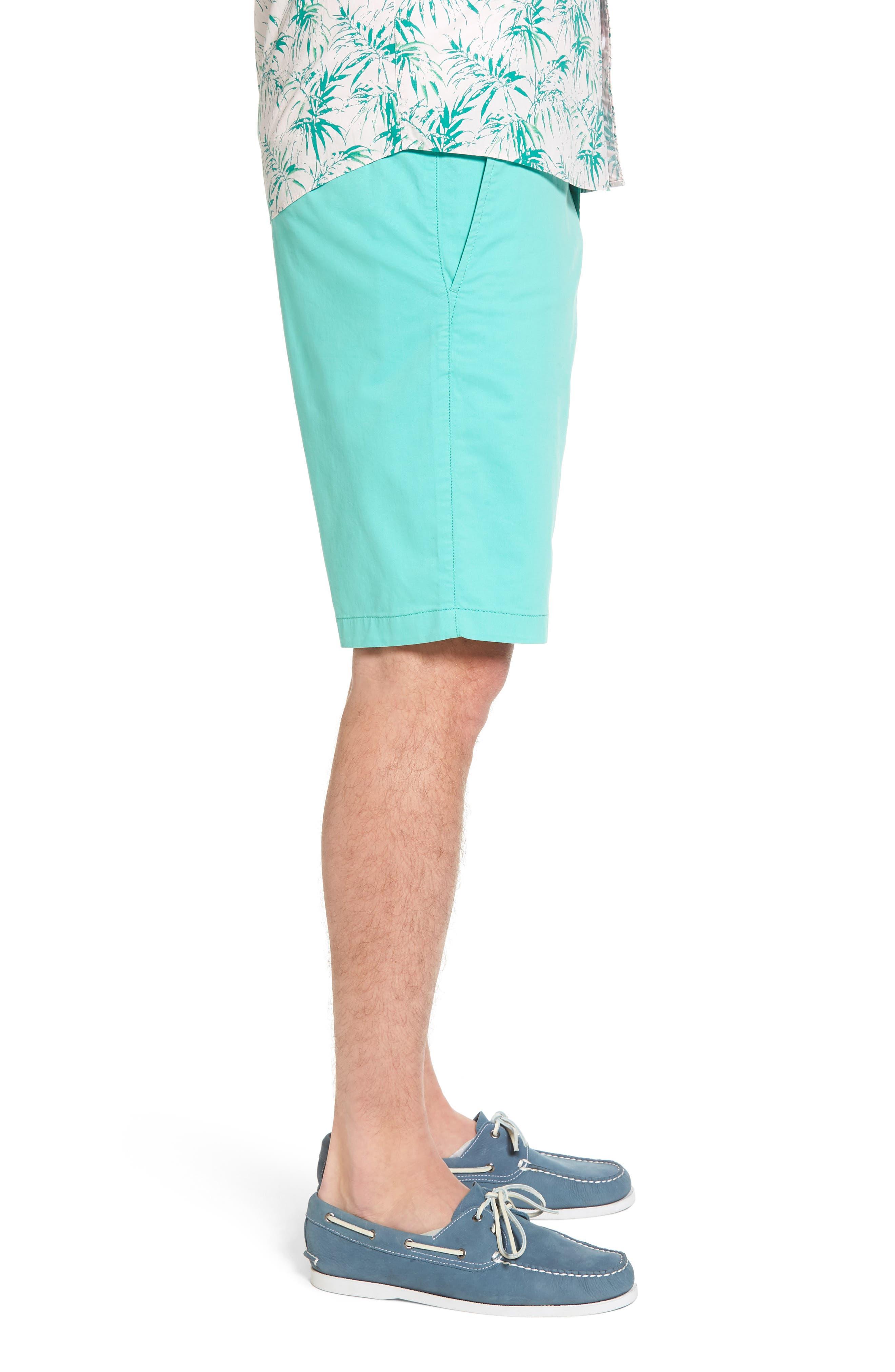 Ballard Slim Fit Stretch Chino 11-Inch Shorts,                             Alternate thumbnail 42, color,