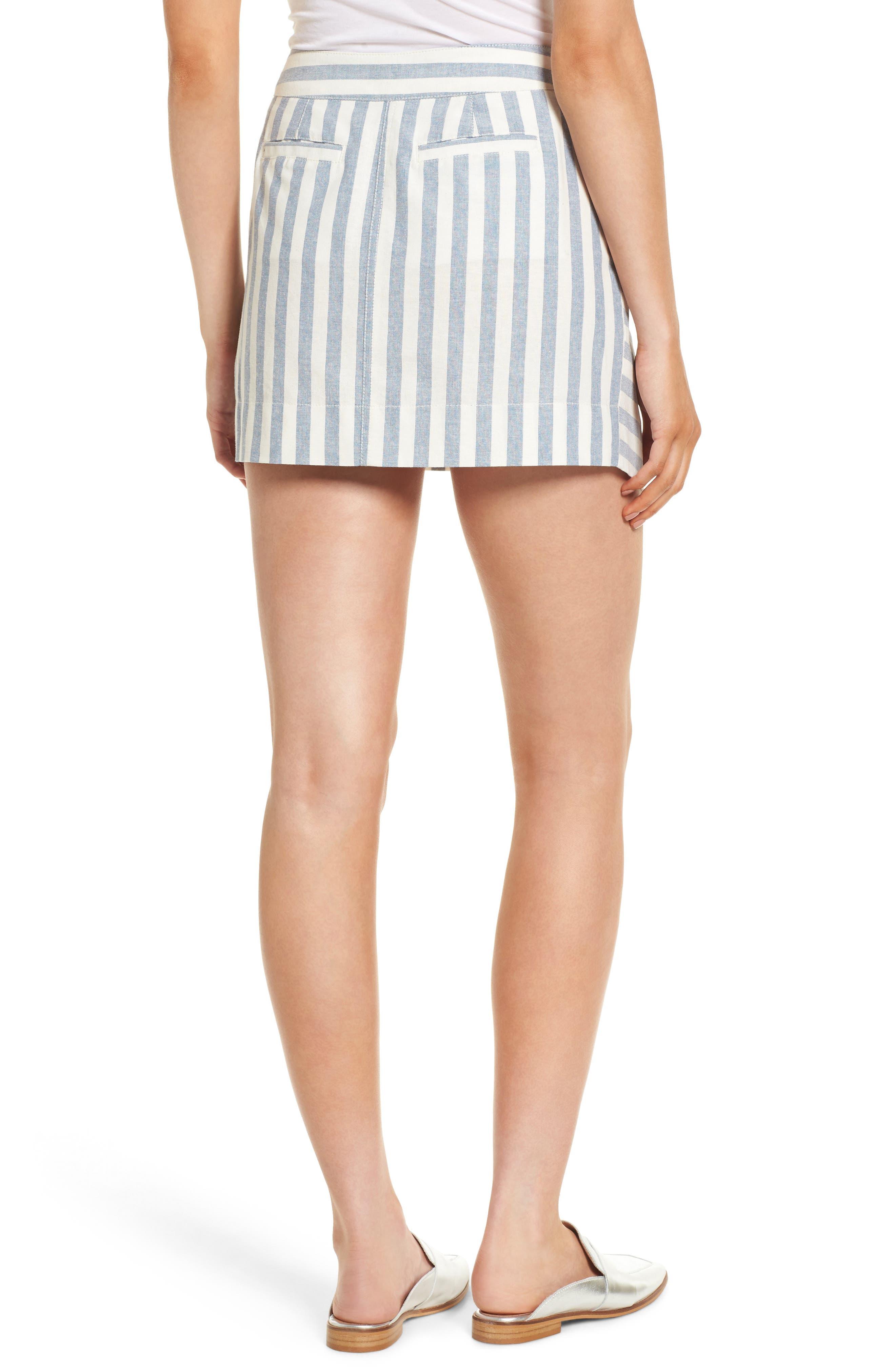 Gigi Wrap Skirt,                             Alternate thumbnail 2, color,