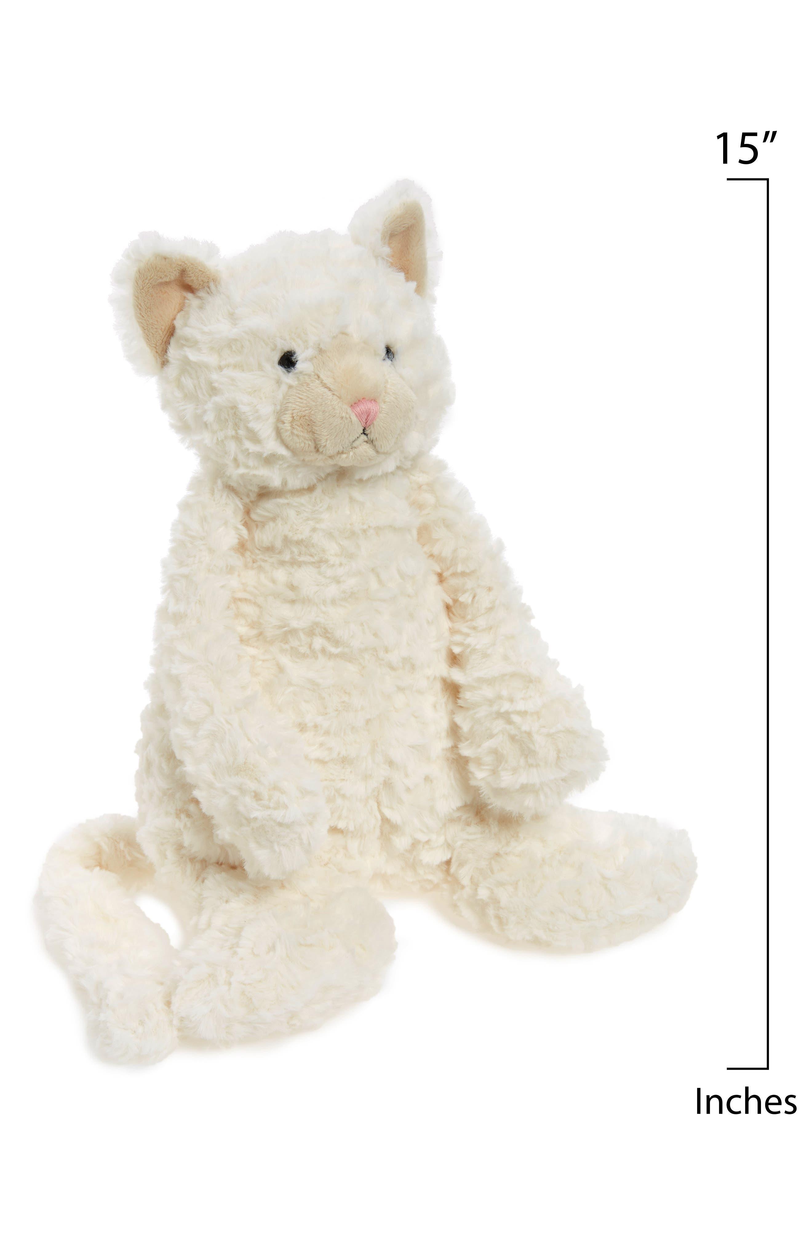 Katie Kitten Stuffed Animal,                             Main thumbnail 1, color,                             900