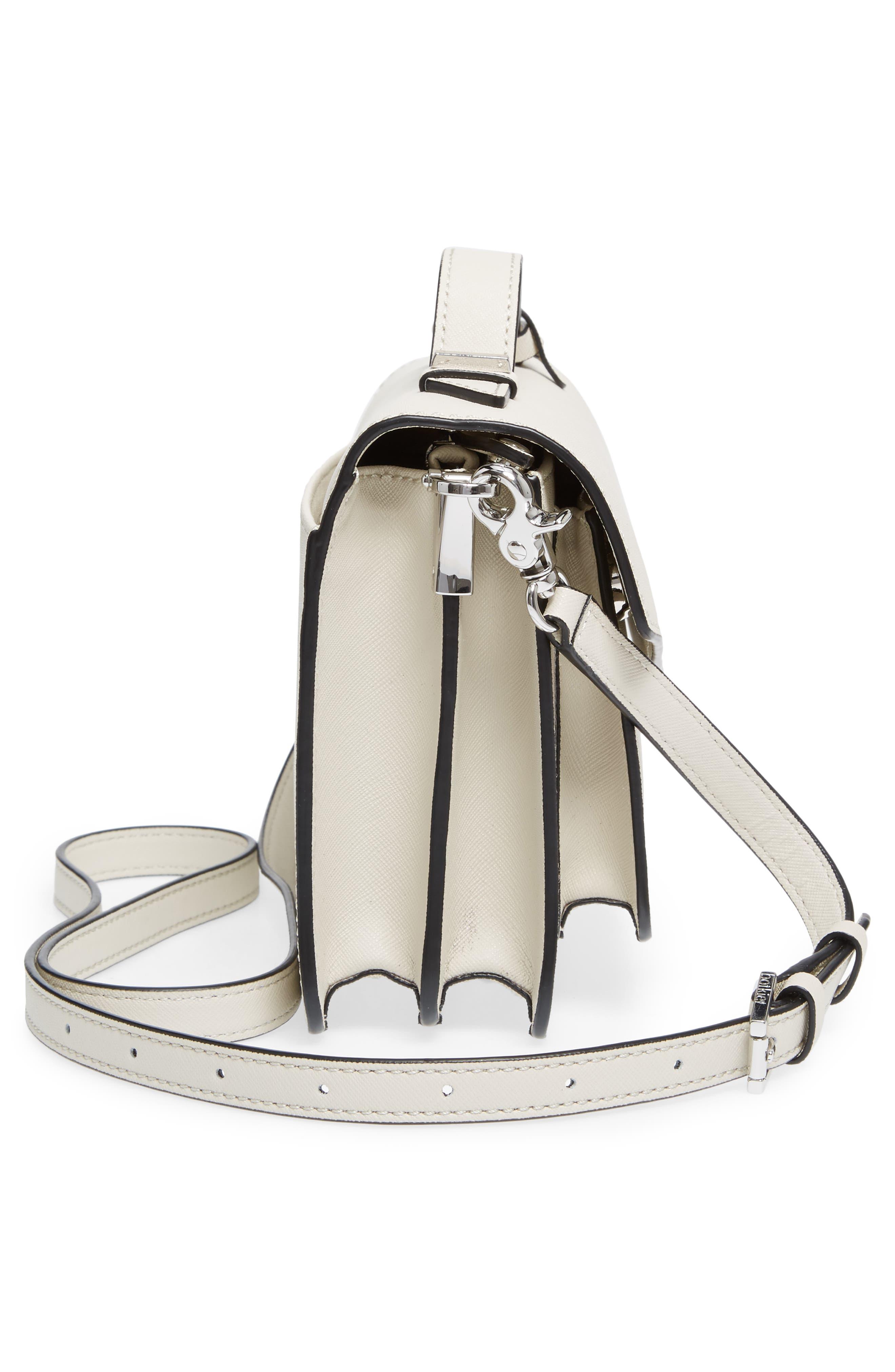 Cobble Hill Leather Crossbody Bag,                             Alternate thumbnail 131, color,