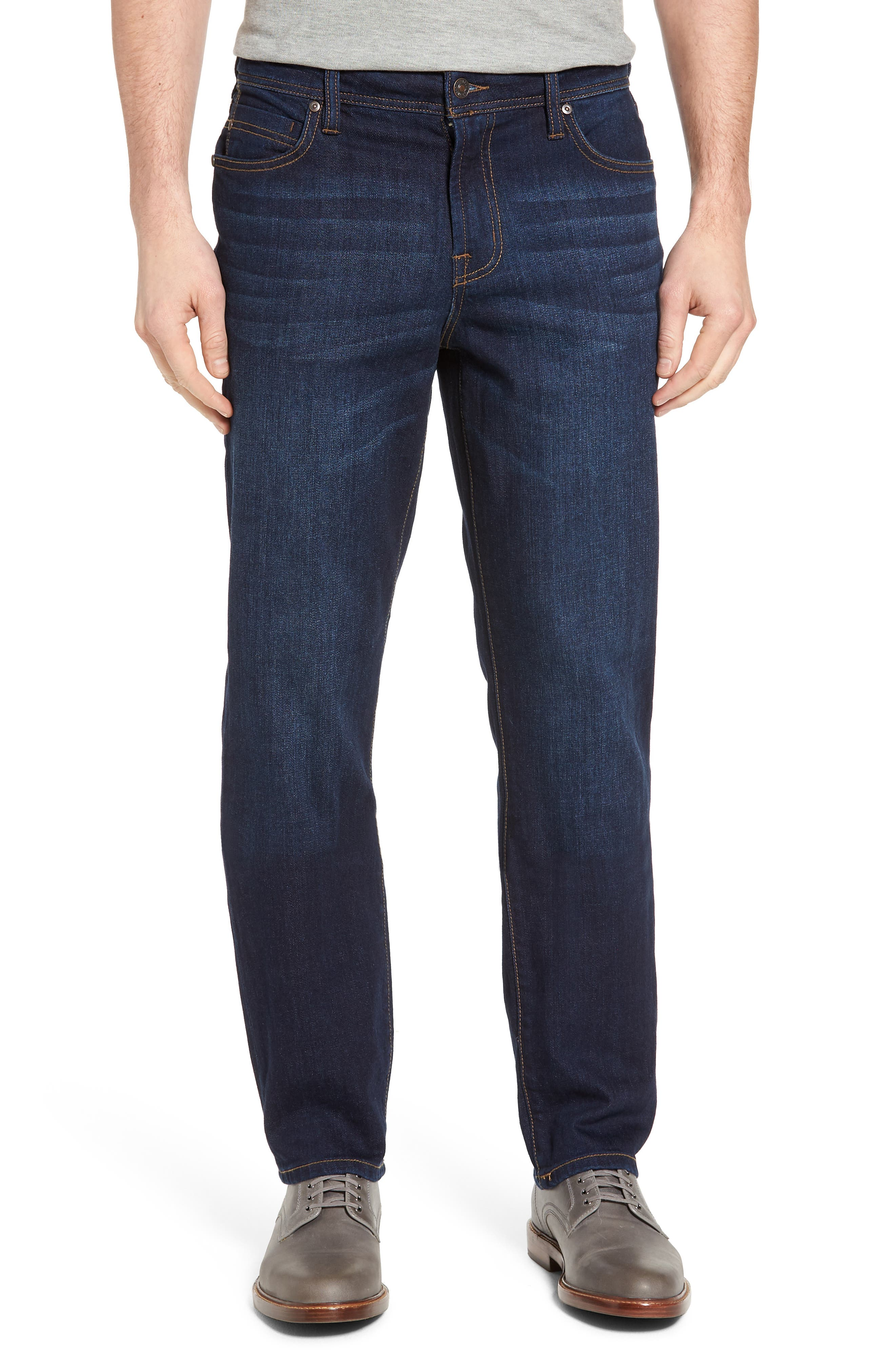 Jeans Co. Regent Relaxed Fit Jeans,                         Main,                         color, SAN ARDO VINTAGE DARK