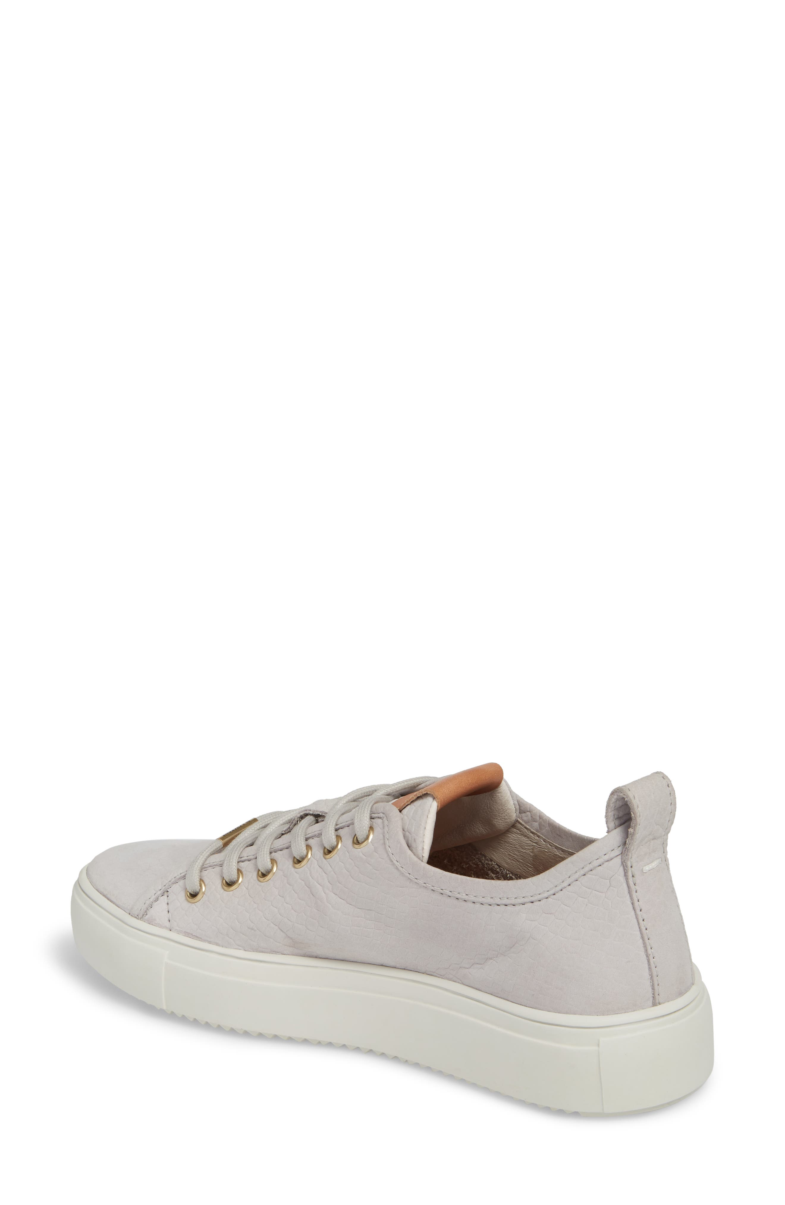 PL90 Sneaker,                             Alternate thumbnail 2, color,                             MYCRO CHIP LEATHER