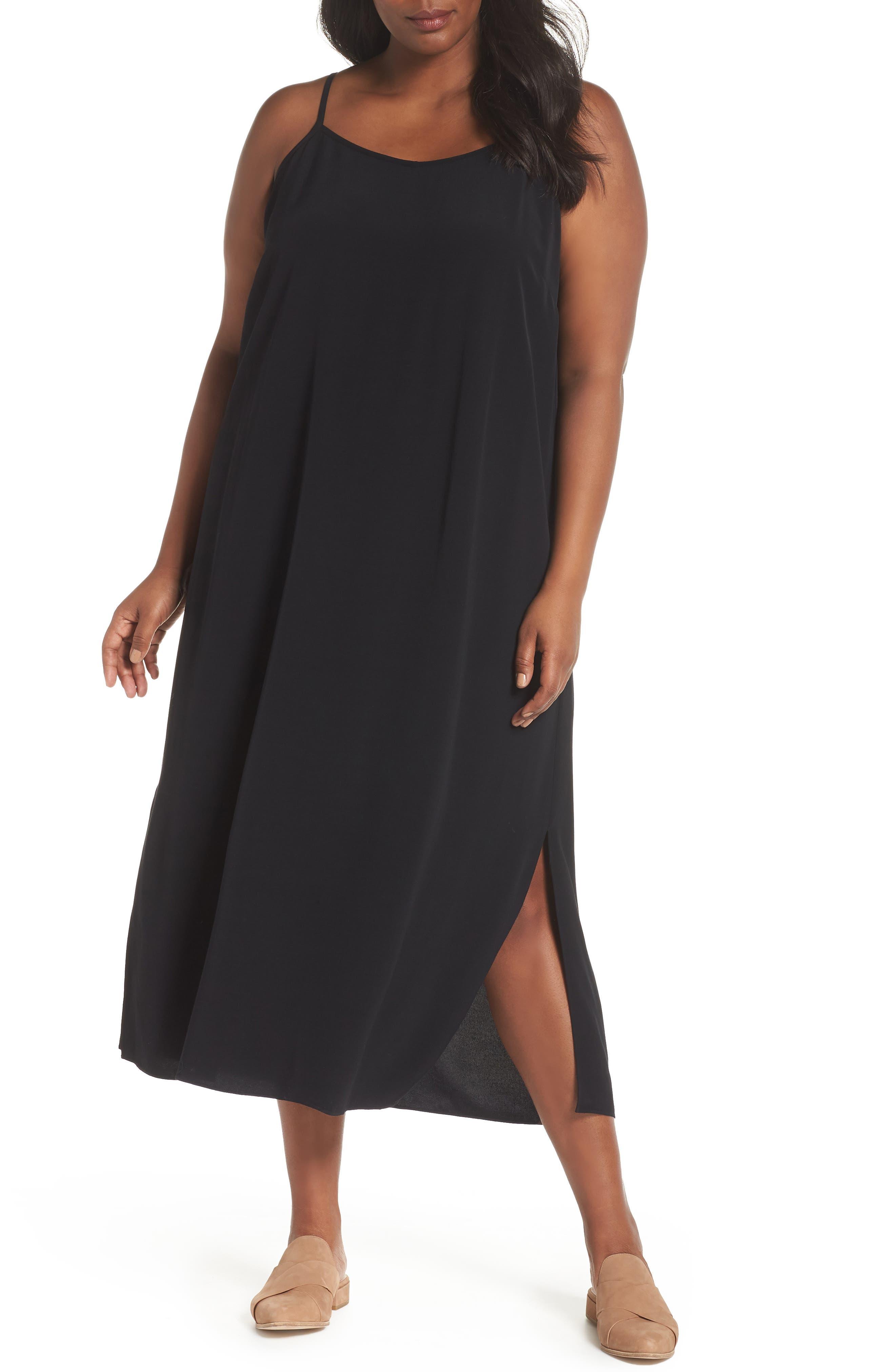 Cami Dress,                         Main,                         color, 001
