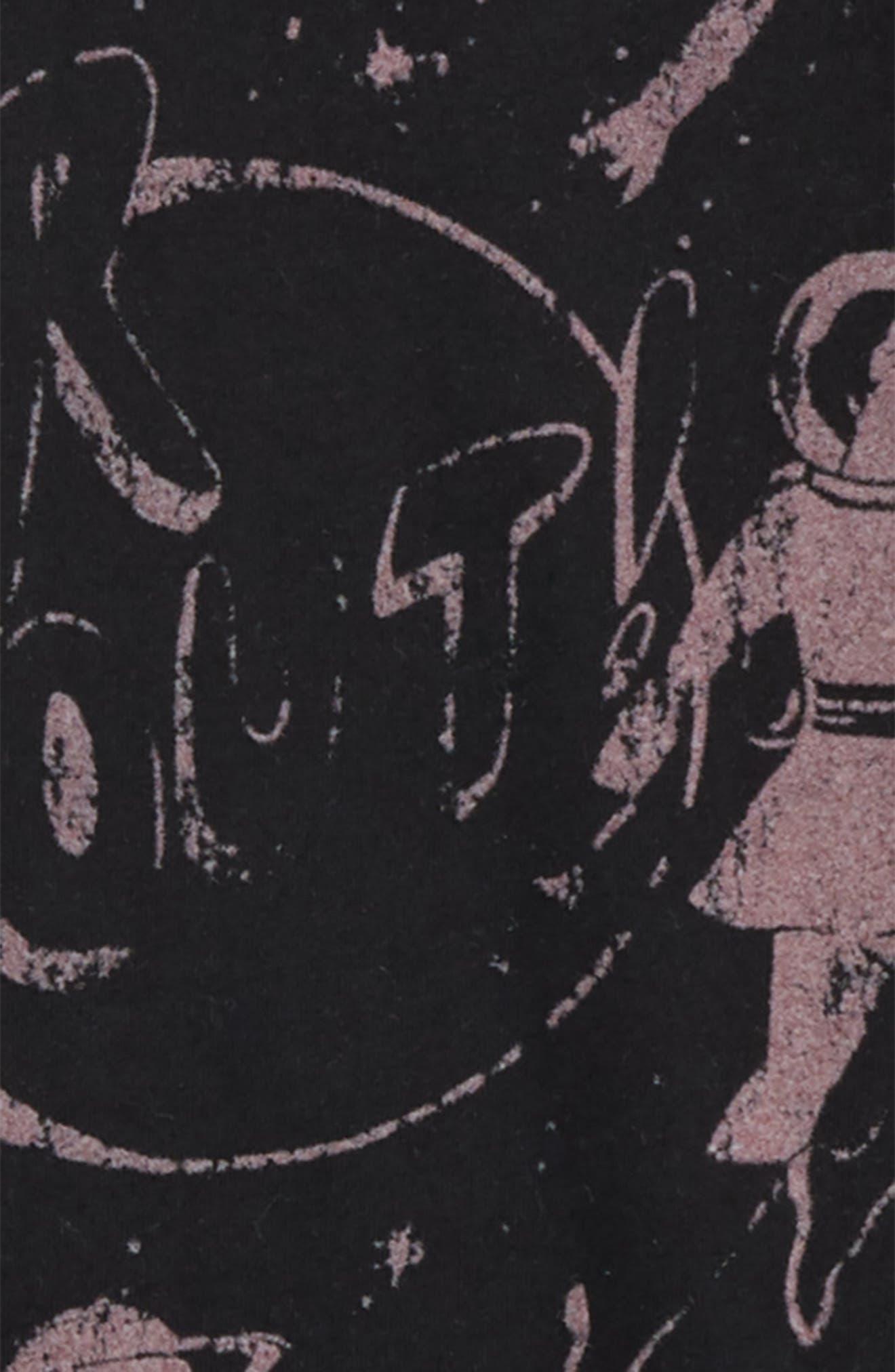 Graphic Cotton Tee,                             Alternate thumbnail 2, color,                             001
