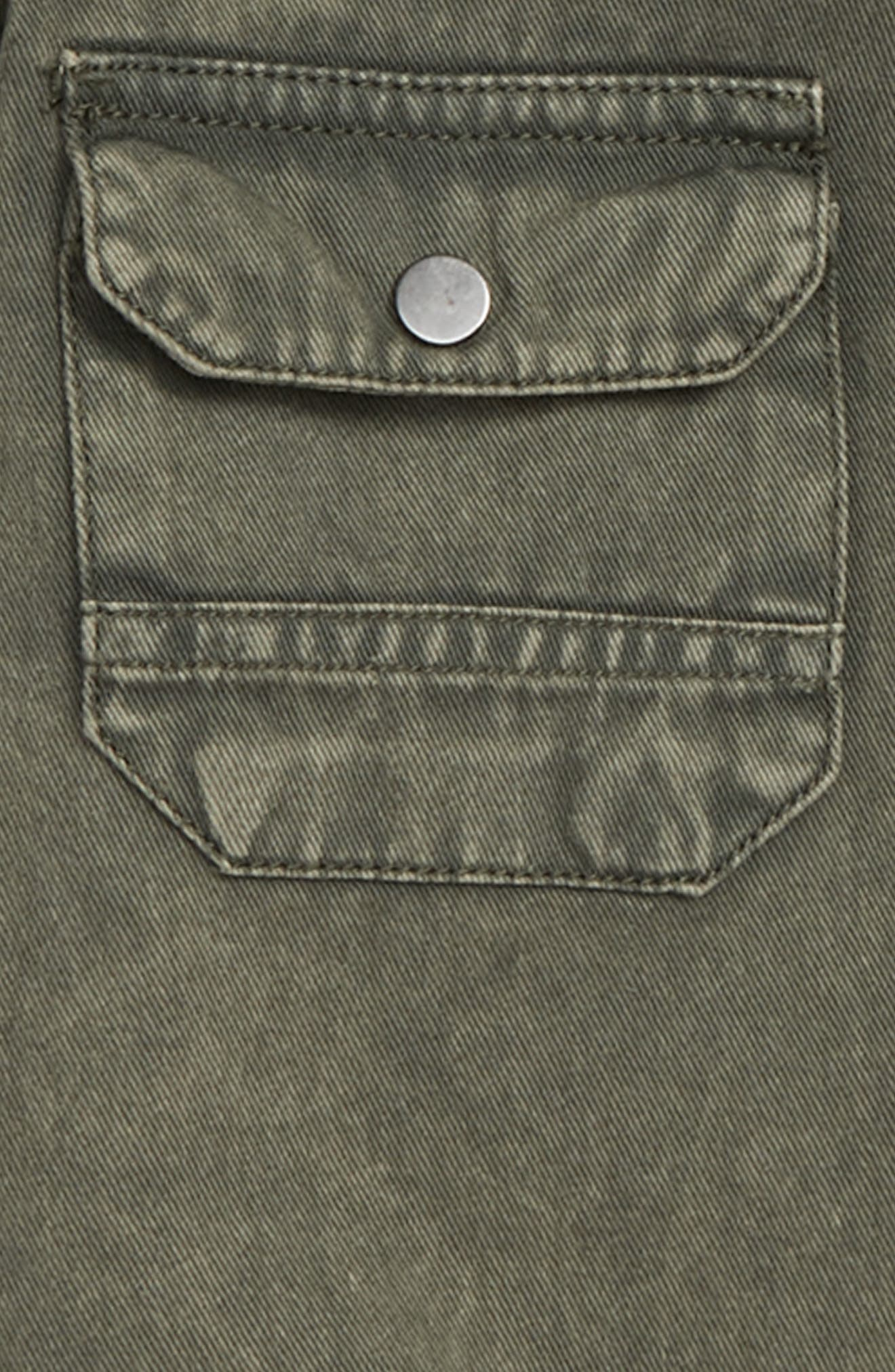 Twill Utility Shirt,                             Alternate thumbnail 2, color,                             311