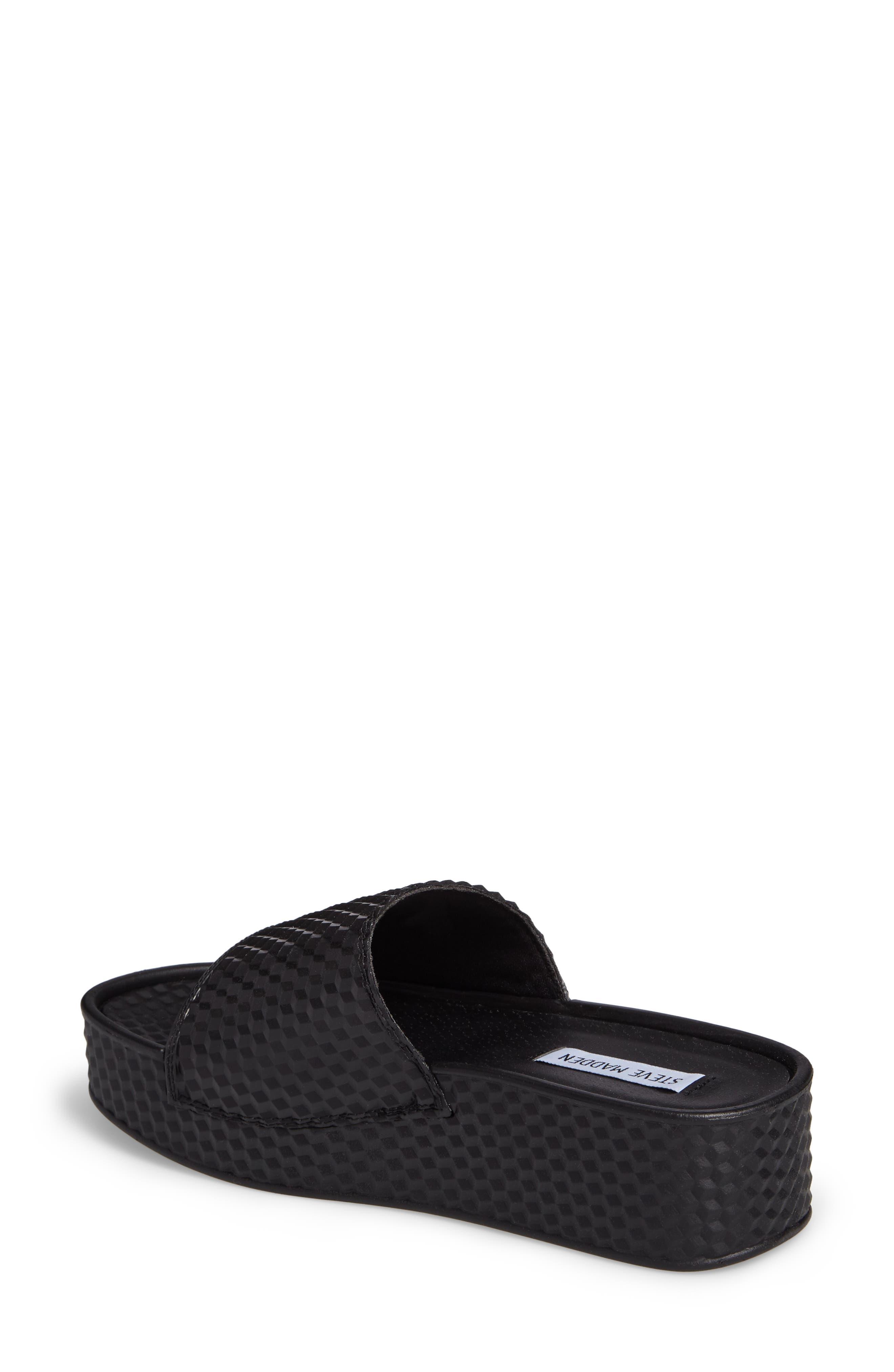 Sharpie Slide Sandal,                             Alternate thumbnail 2, color,                             006
