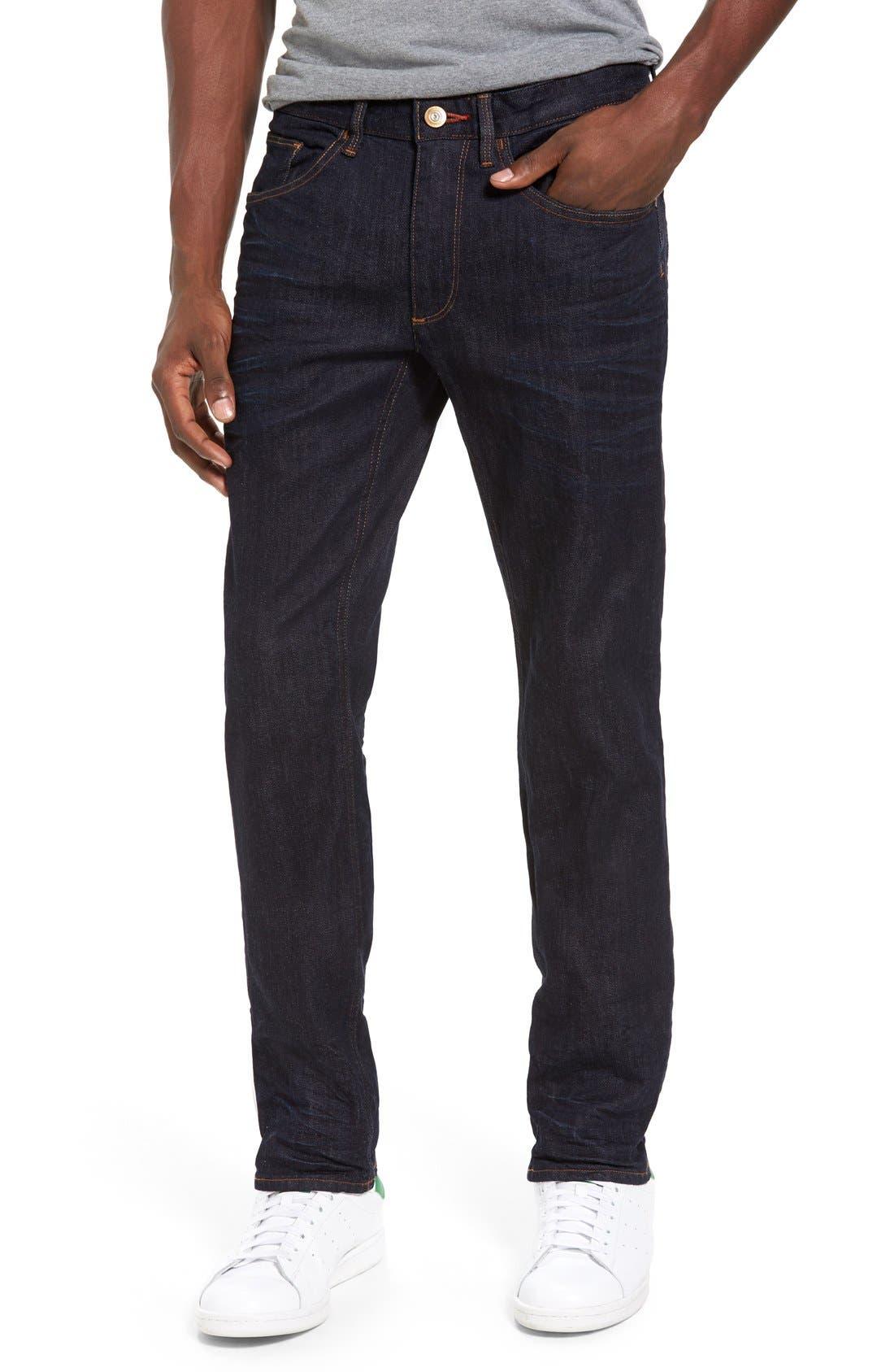 Canal Slim Fit Jeans,                             Alternate thumbnail 9, color,                             460
