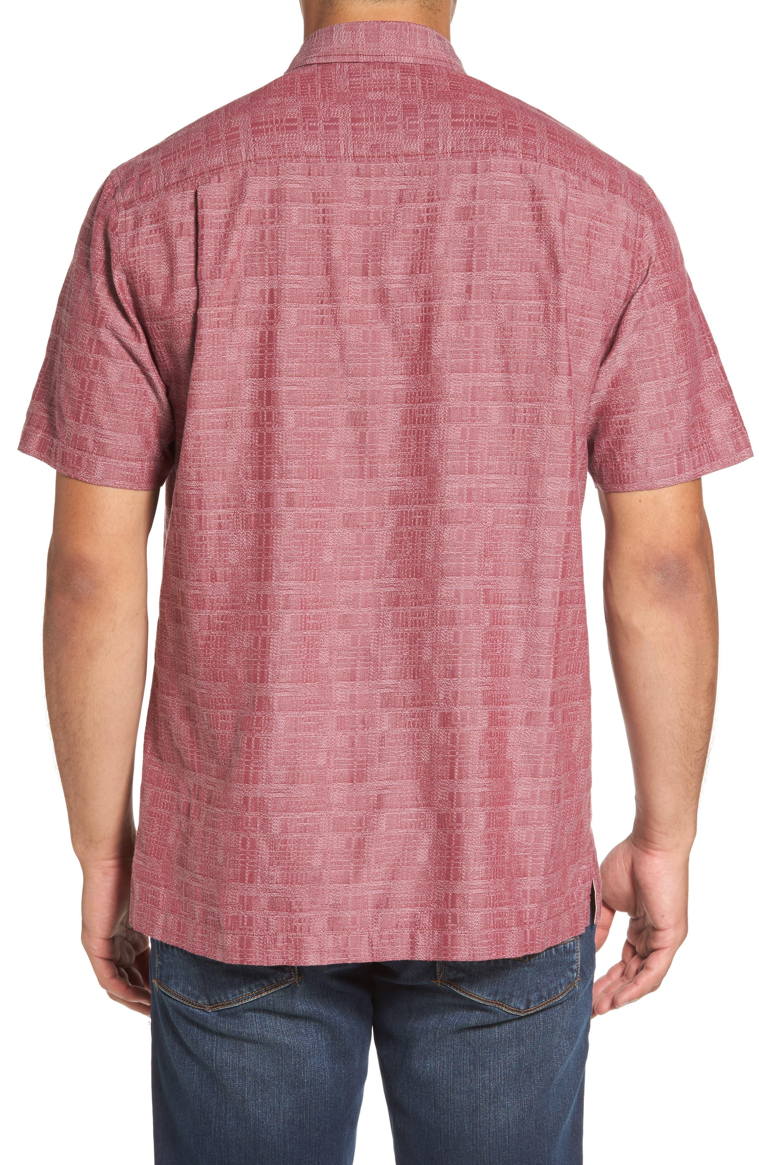 Oceanside Woven Shirt,                             Alternate thumbnail 12, color,