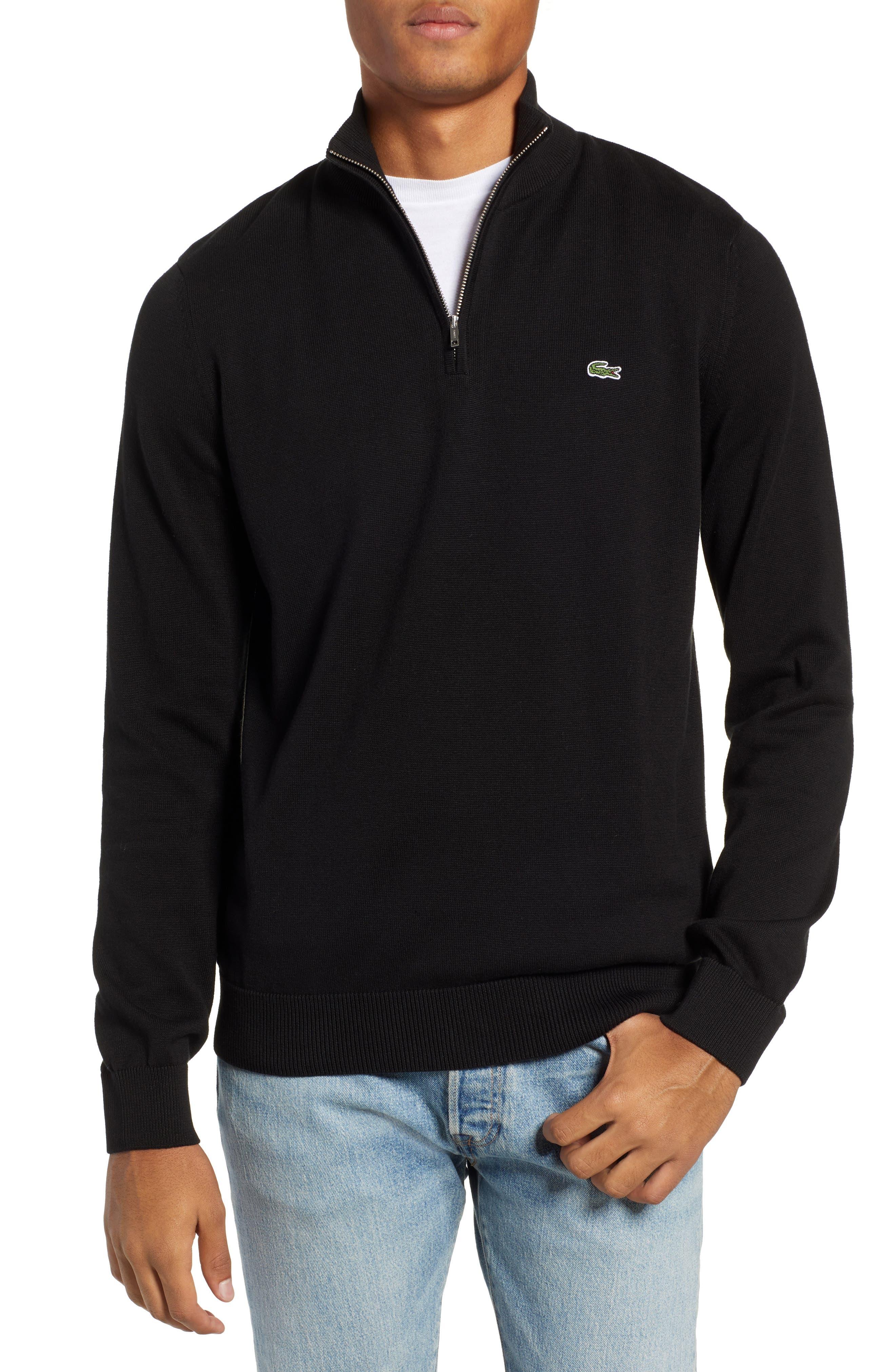 Quarter Zip Pullover,                         Main,                         color, 010