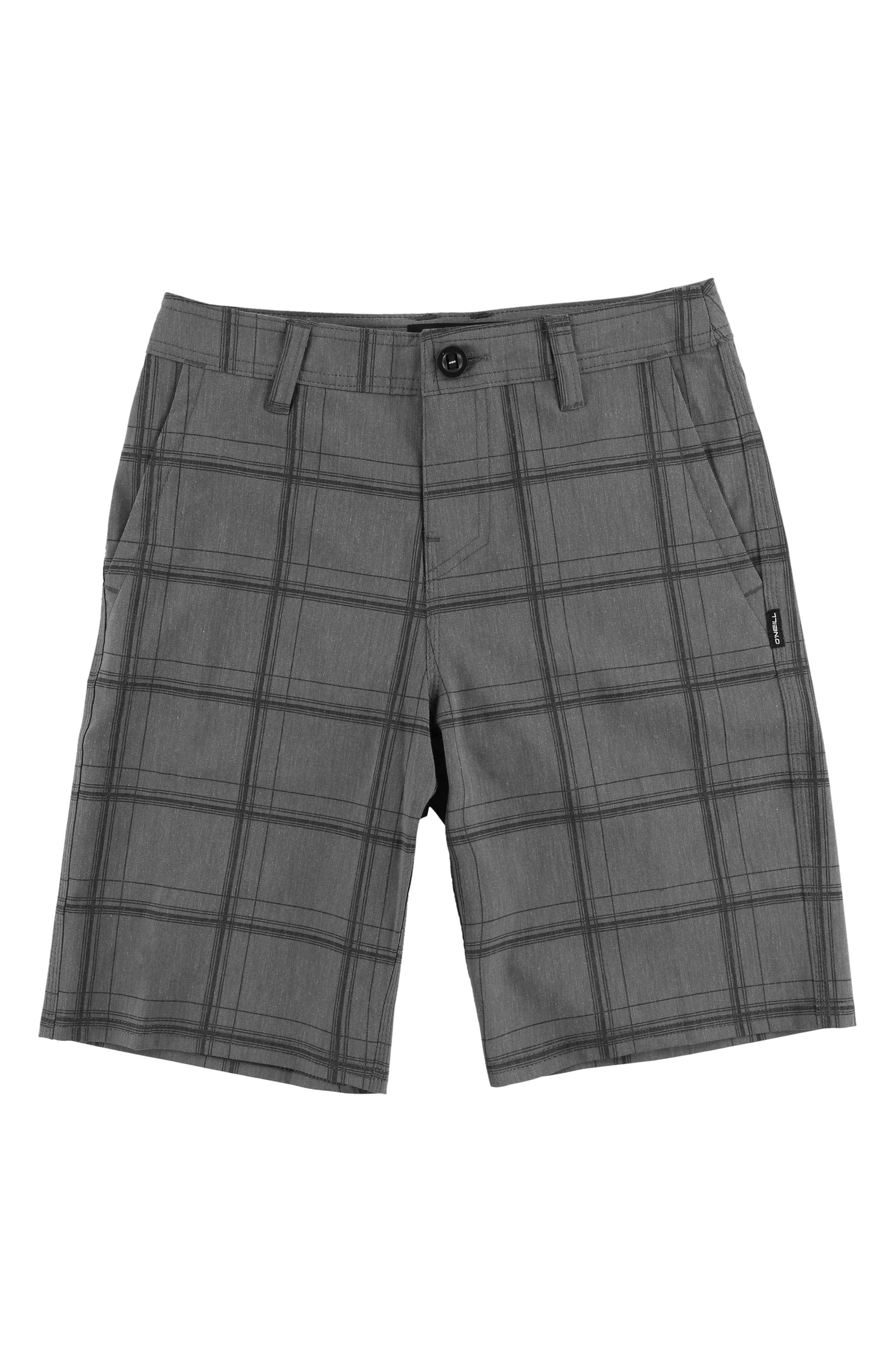 Mixed Hybrid Shorts,                             Main thumbnail 1, color,                             001