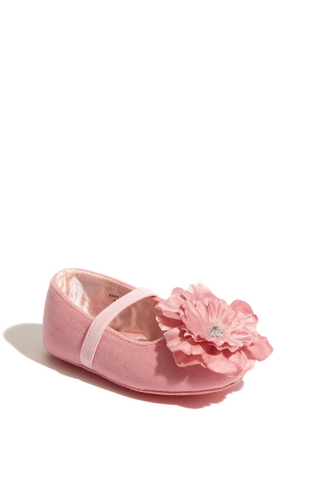 'Baby Bud' Crib Shoe,                             Main thumbnail 6, color,