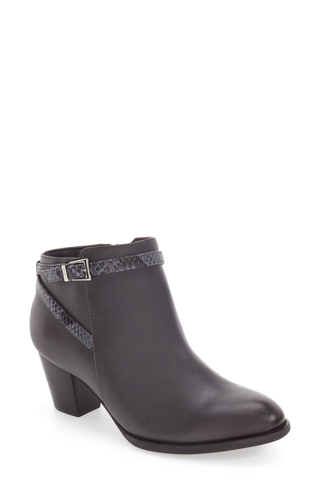 'Upton' Block Heel Boot,                             Main thumbnail 3, color,