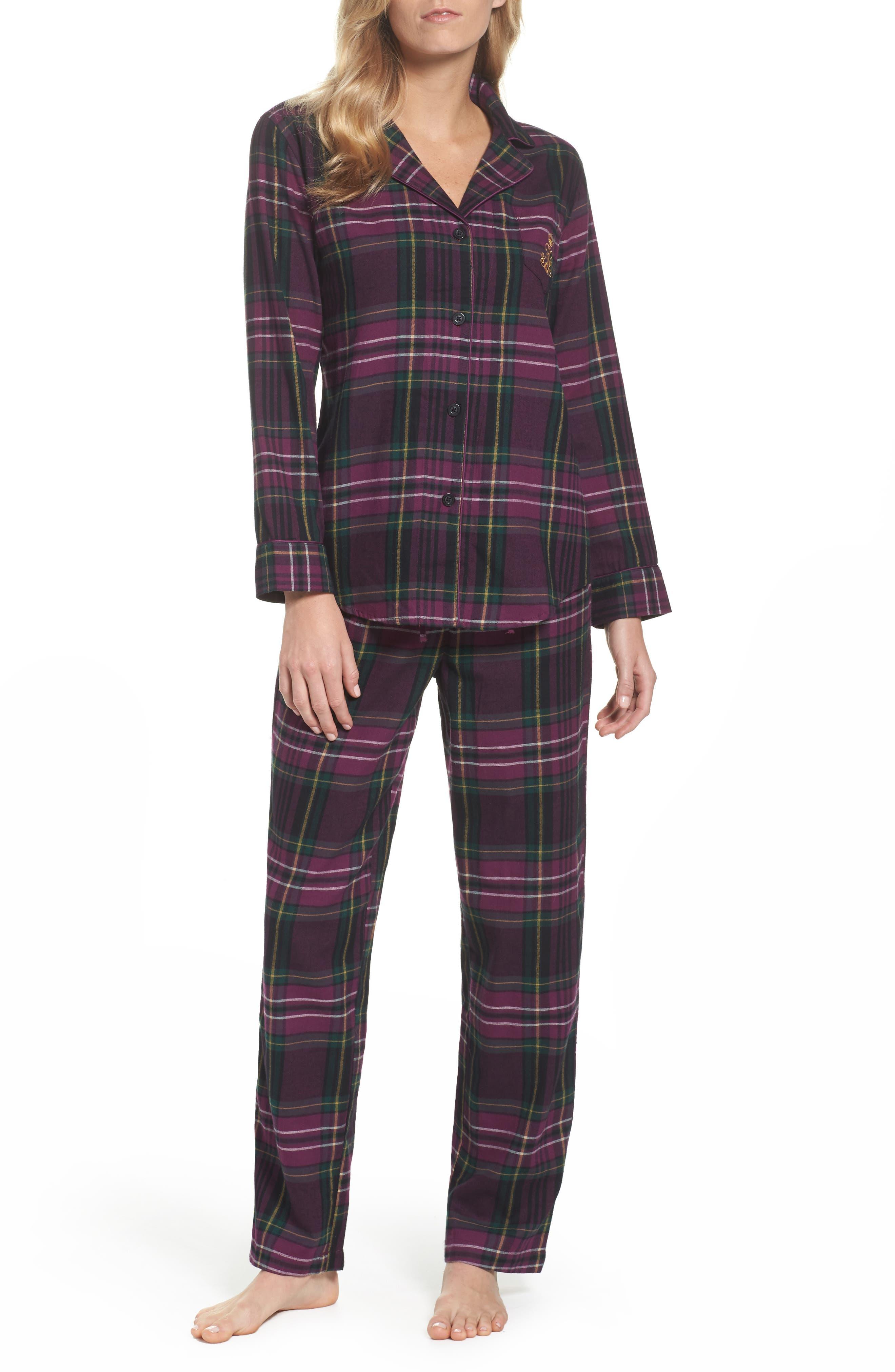 Cotton Pajamas,                         Main,                         color, 500