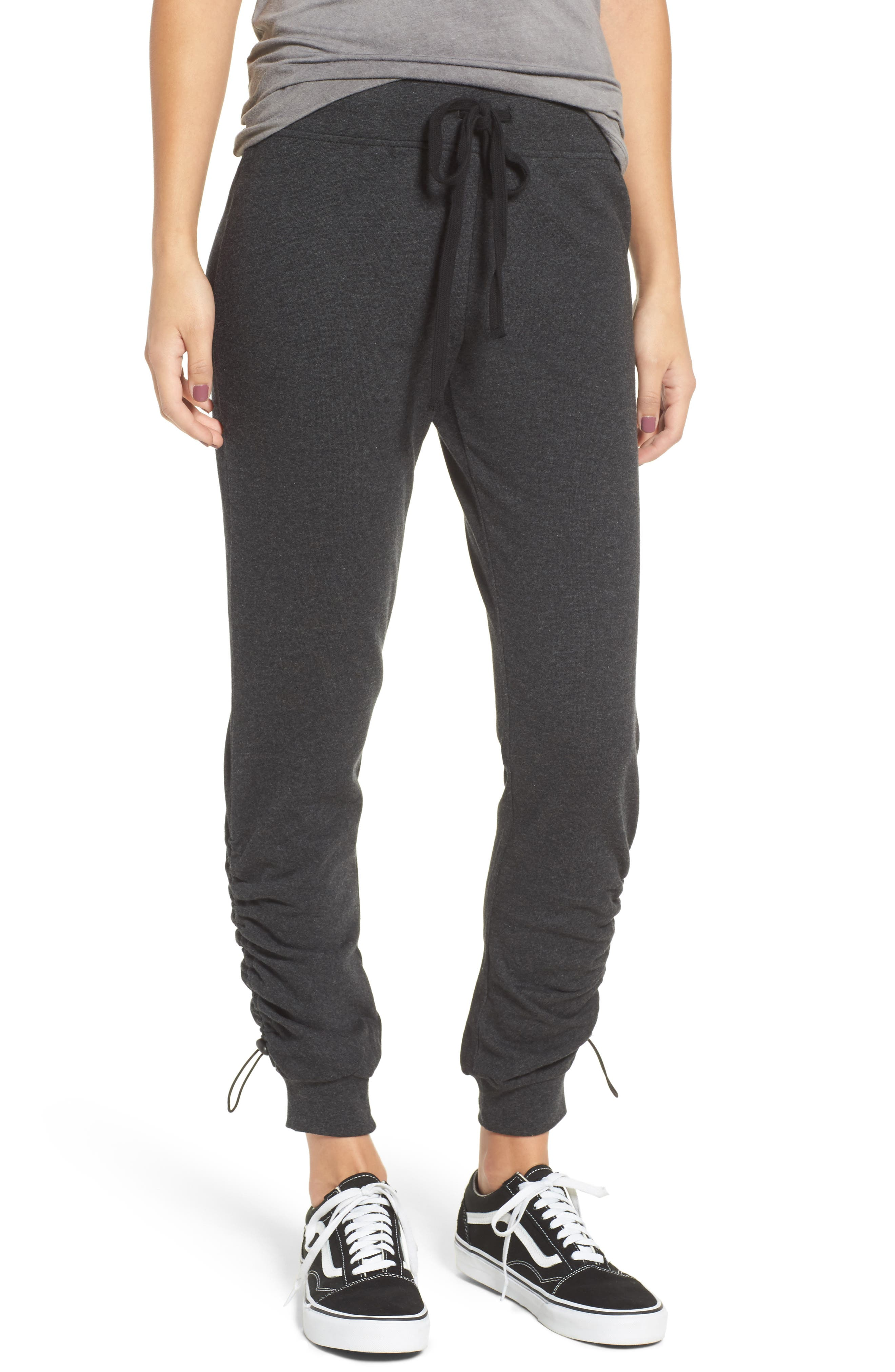Cinched Joggers,                             Main thumbnail 1, color,