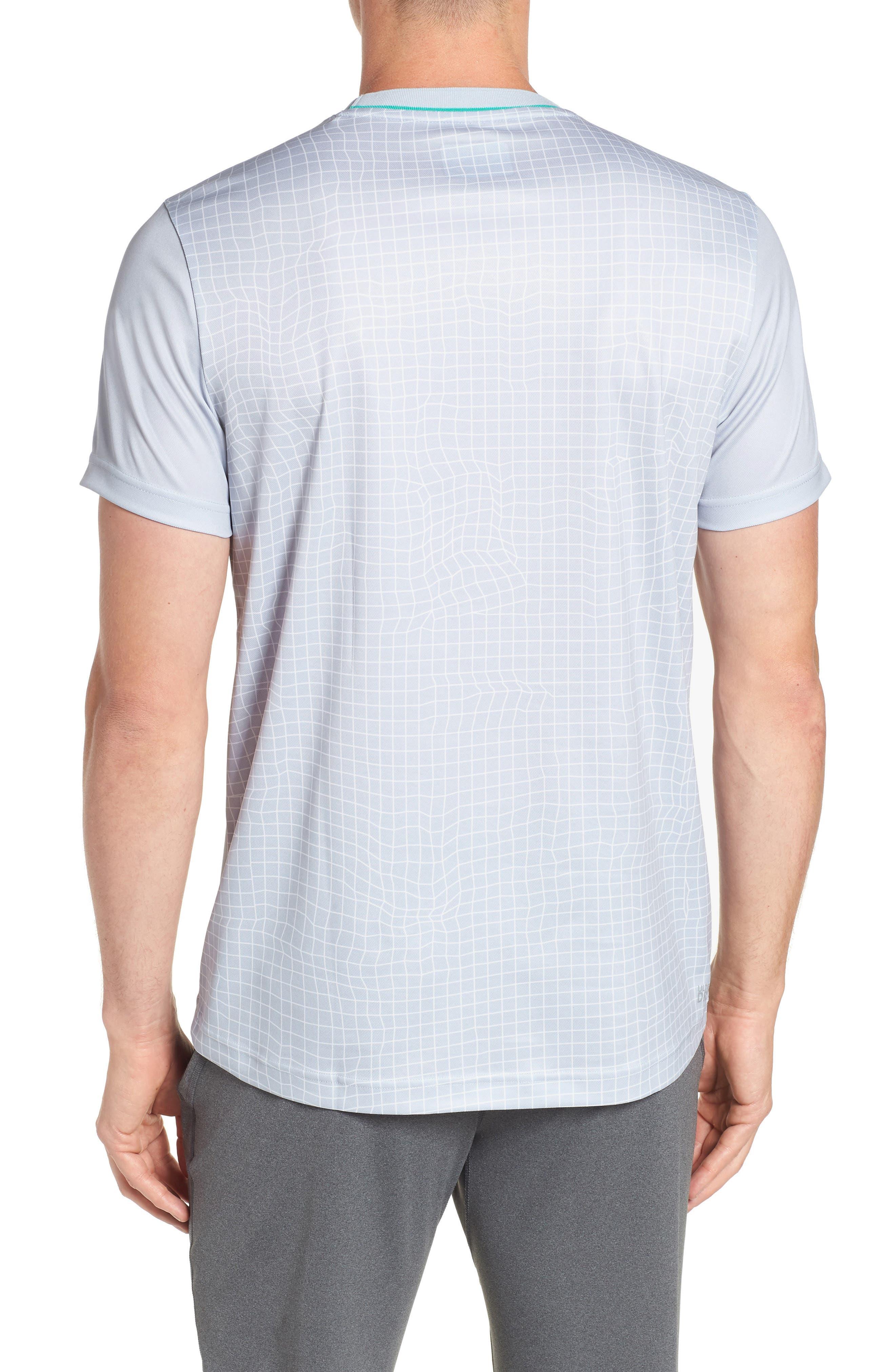 Regular Fit Ultra Dry T-Shirt,                             Alternate thumbnail 2, color,                             032