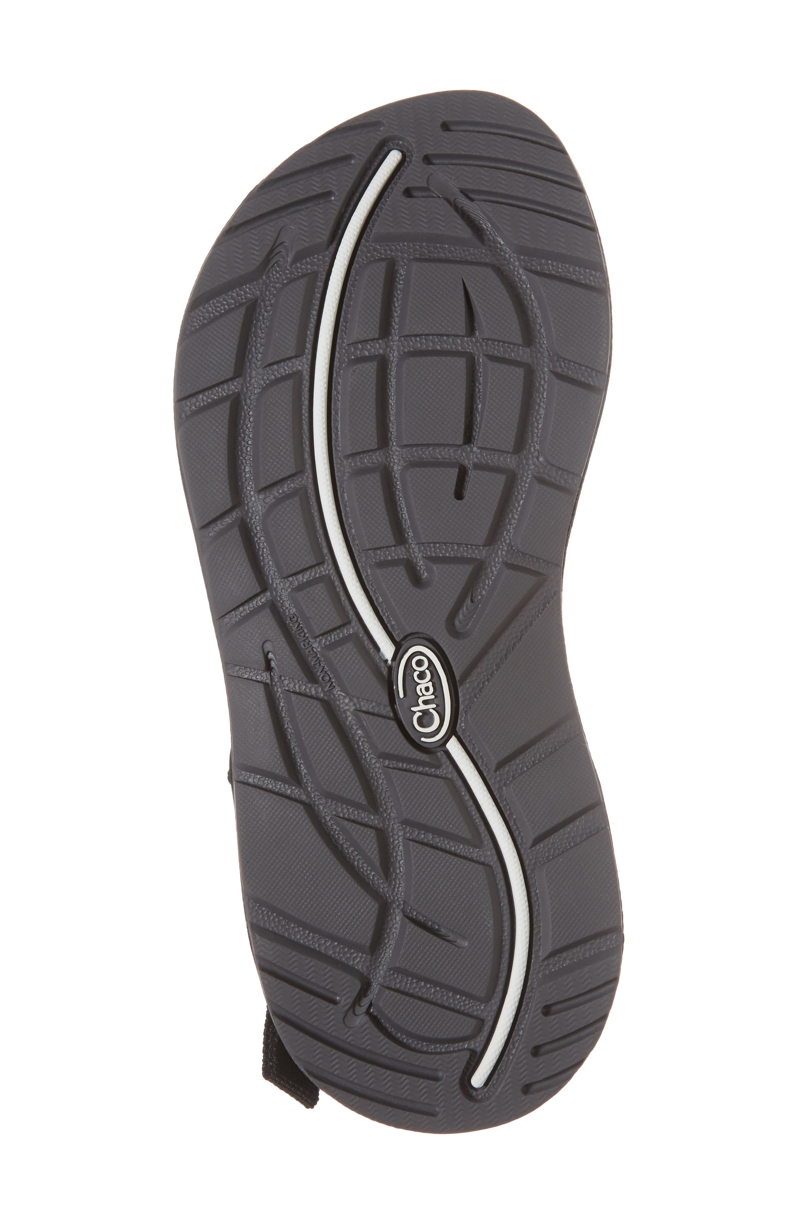 ZX/3<sup>®</sup> Classic Sandal,                             Alternate thumbnail 6, color,                             SCATTER BLACK / WHITE