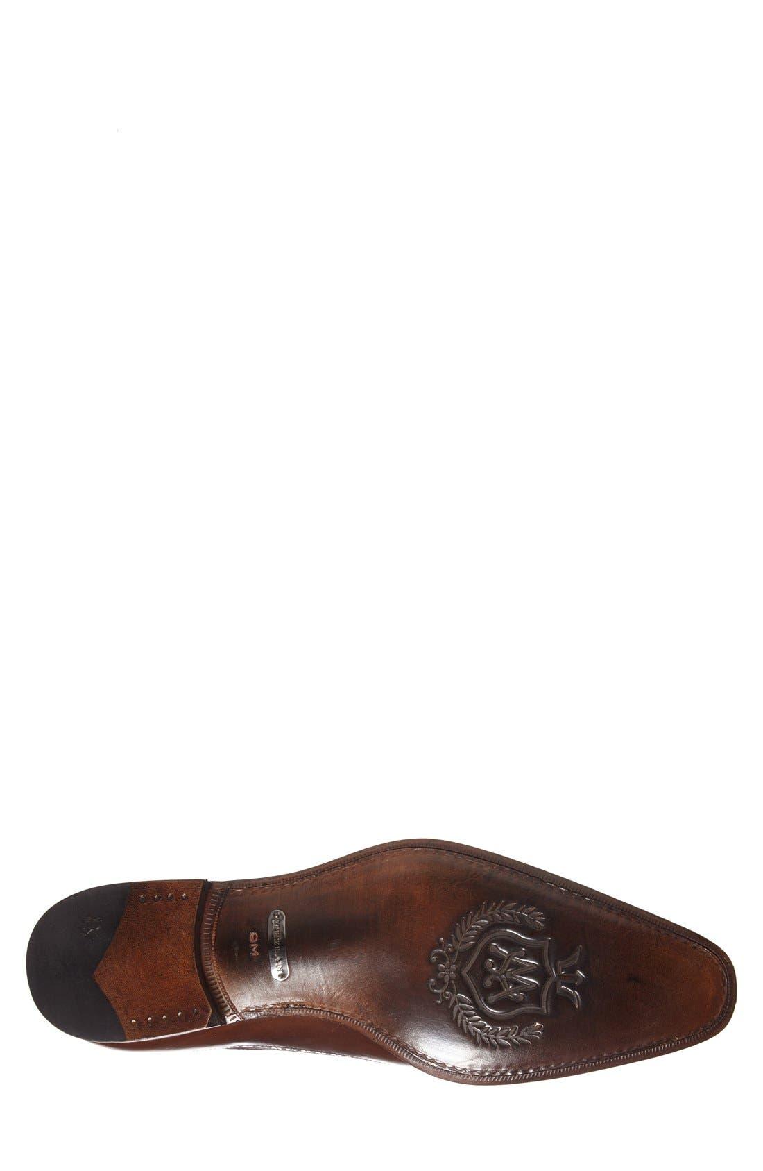 'Johann' Spectator Shoe,                             Alternate thumbnail 8, color,