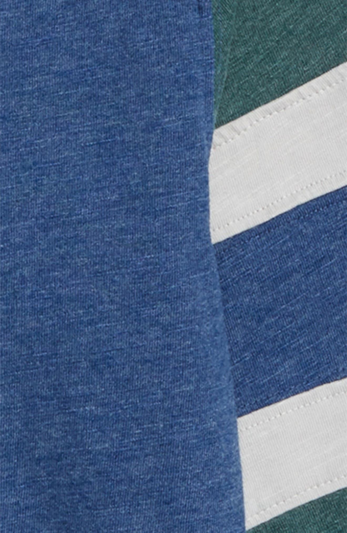 Football Jersey T-Shirt,                             Alternate thumbnail 2, color,                             401