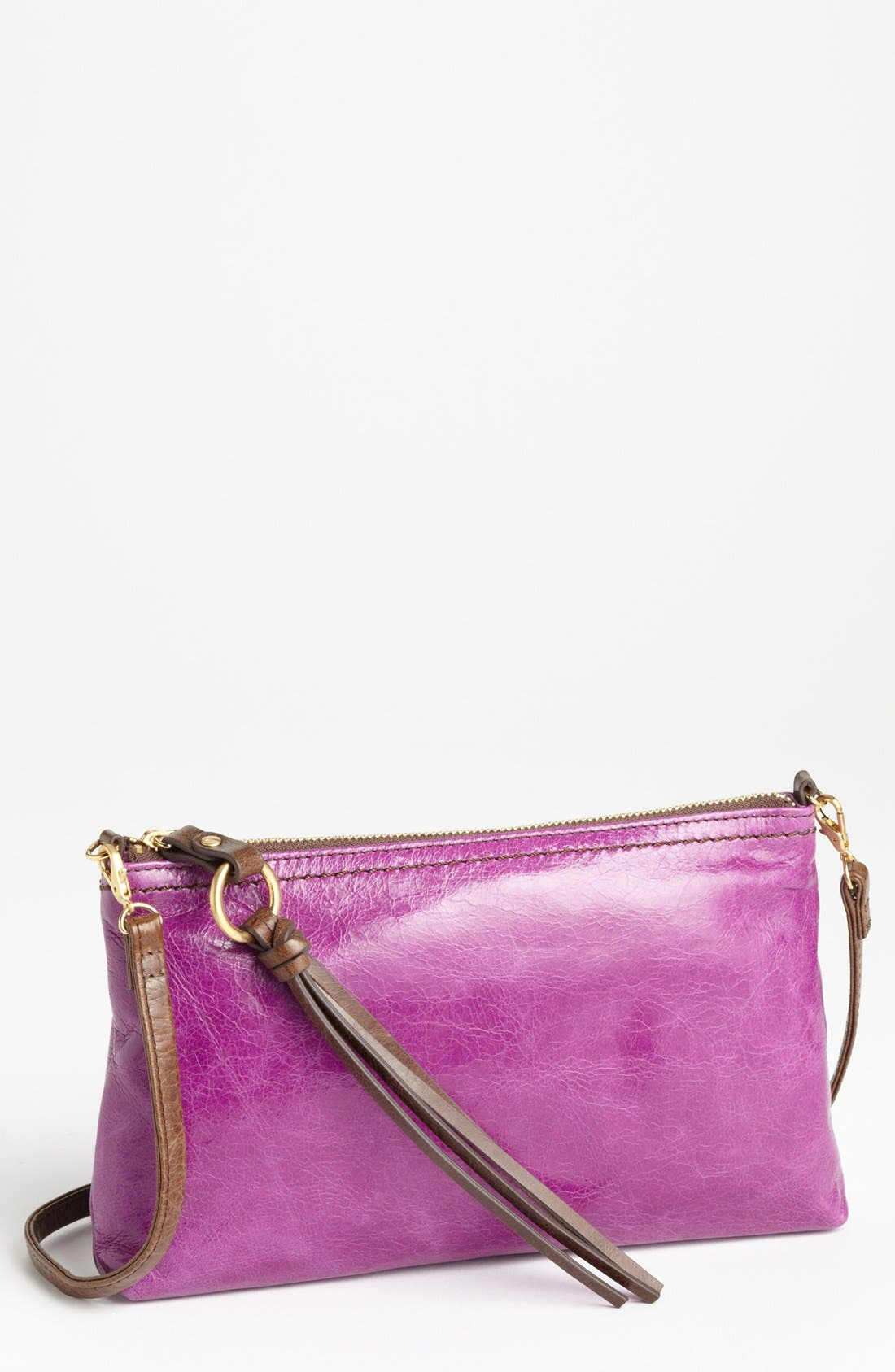 'Darcy' Leather Crossbody Bag,                             Main thumbnail 21, color,