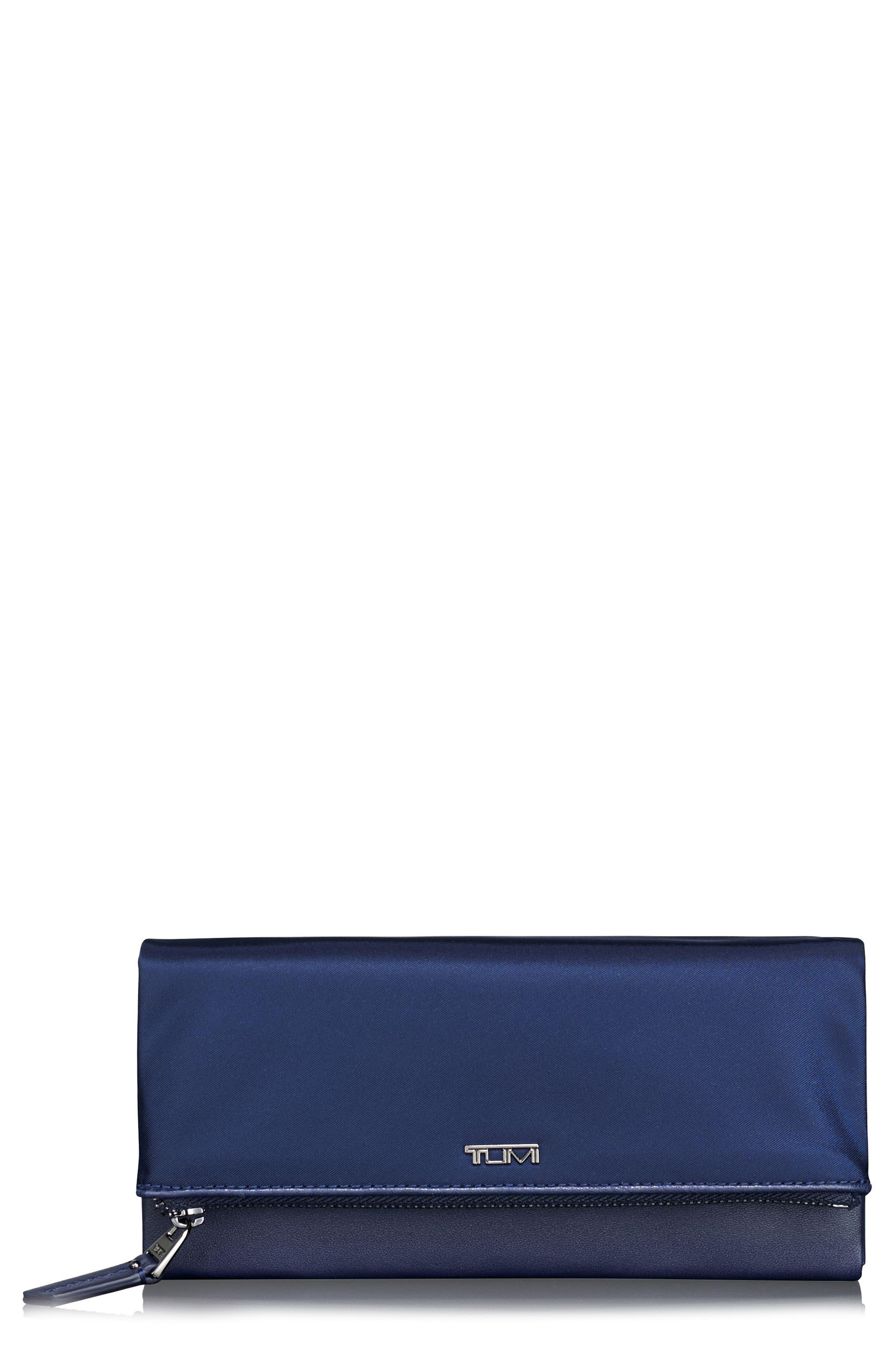 Continental Flap Tech Wallet,                         Main,                         color, 406
