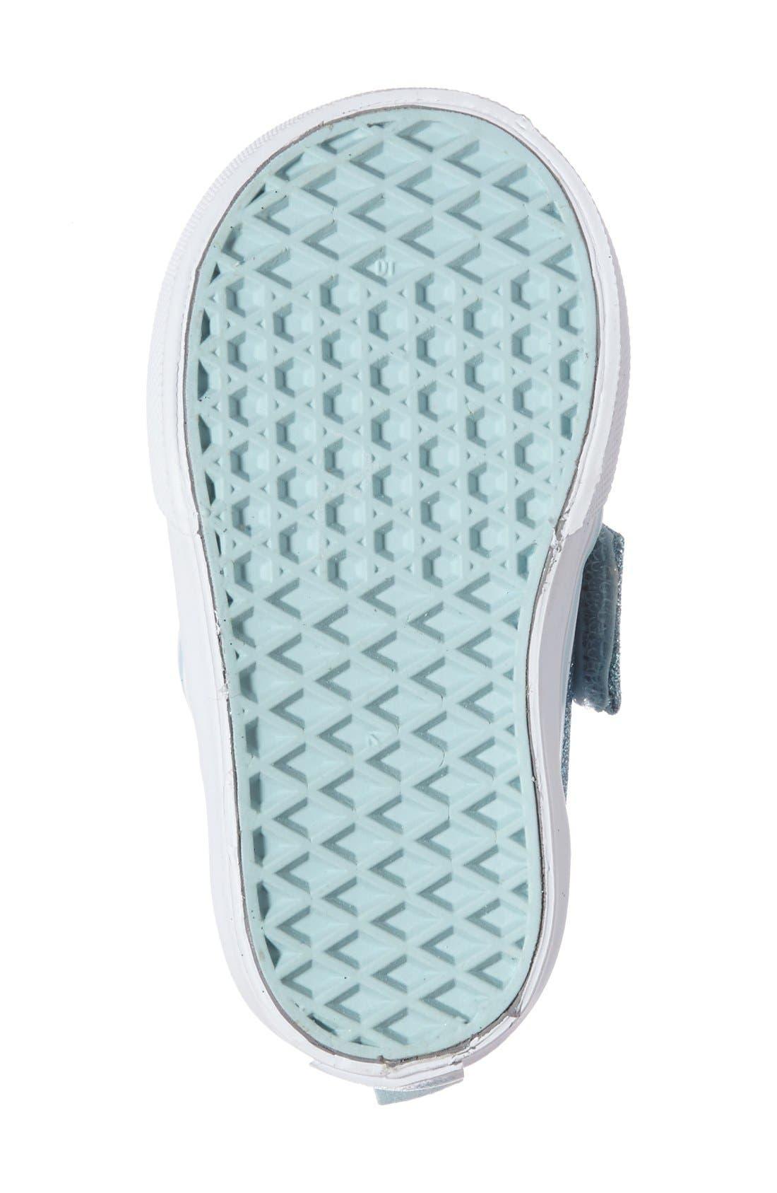 Classic Slip-On V Sneaker,                             Alternate thumbnail 6, color,