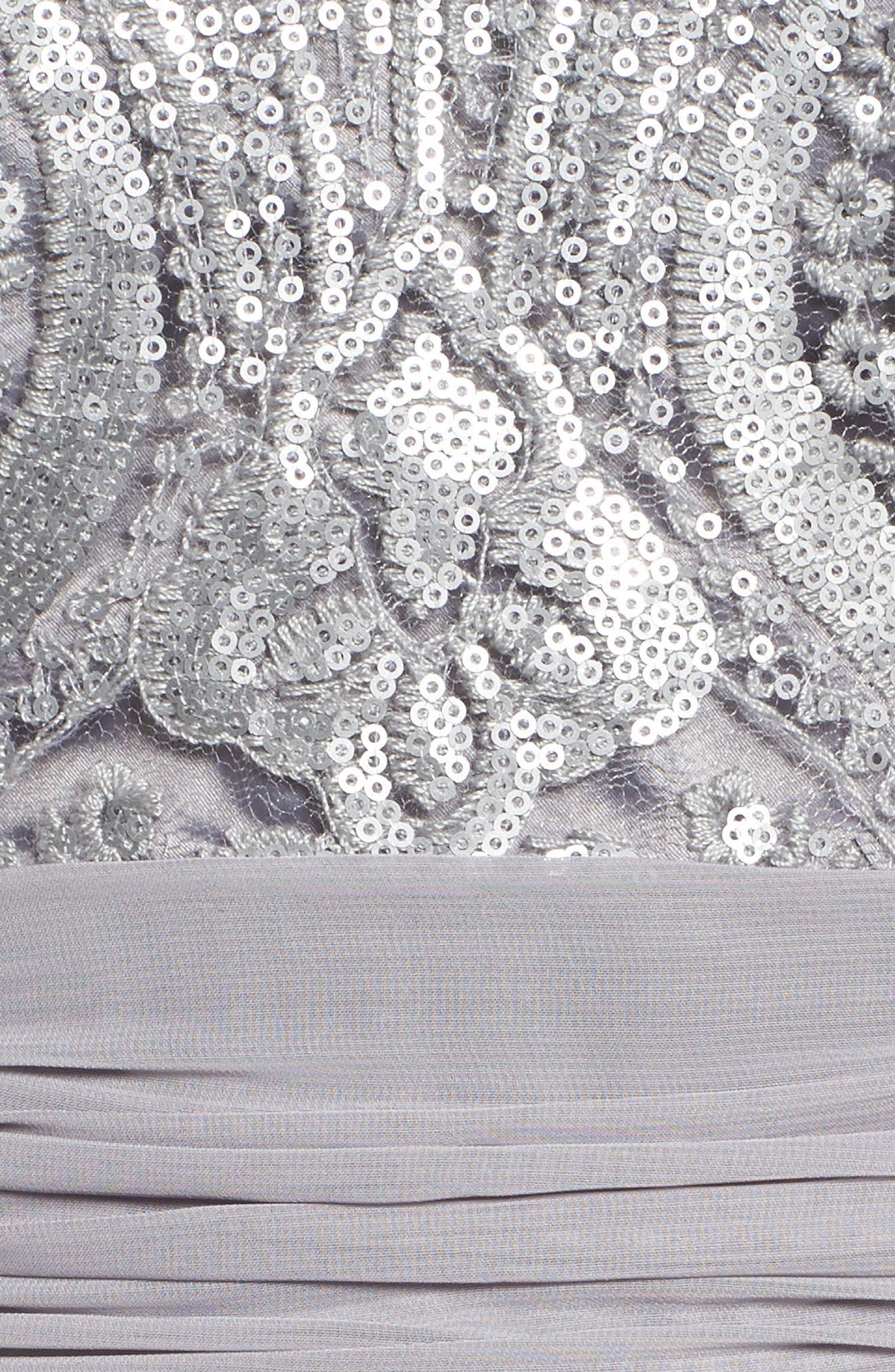 Lace Bodice Gown,                             Alternate thumbnail 18, color,