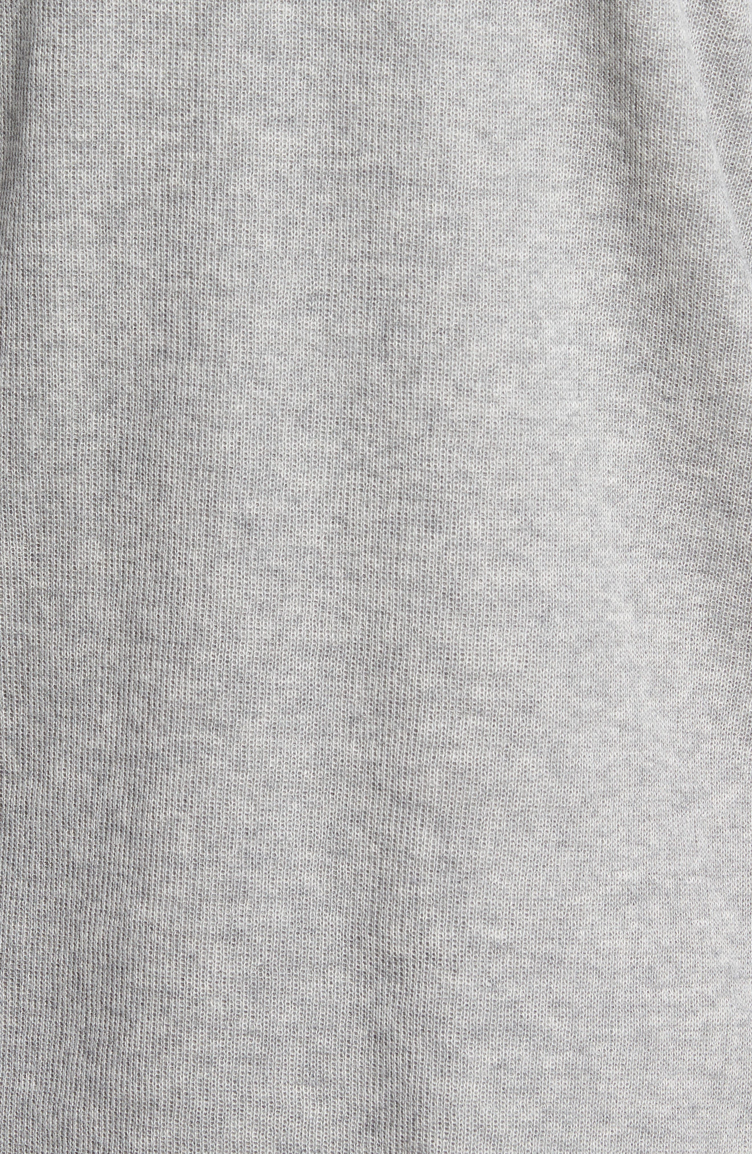 Double Knit Long Sleeve T-Shirt,                             Alternate thumbnail 22, color,