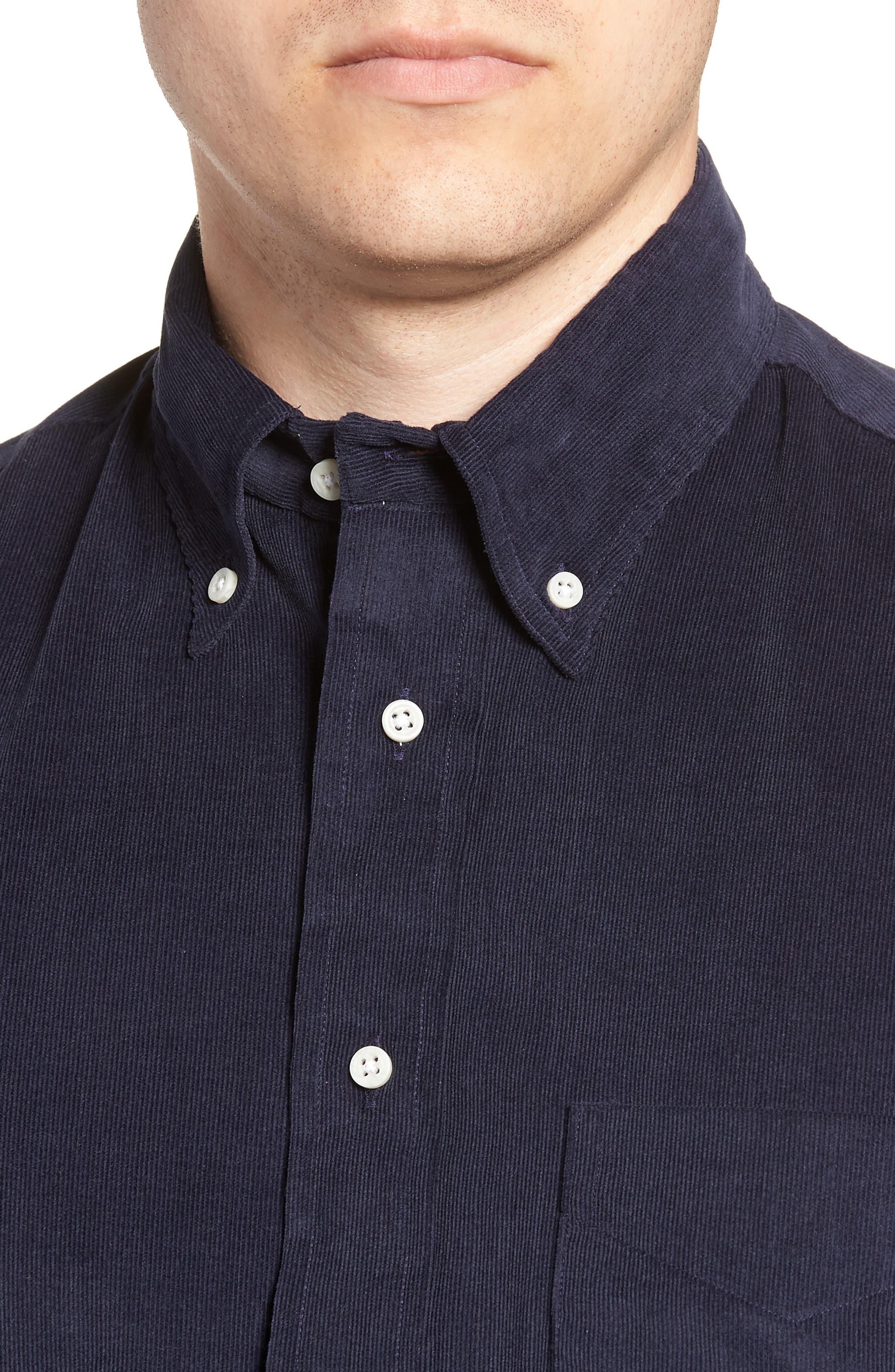 Corduroy Shirt,                             Alternate thumbnail 2, color,                             400