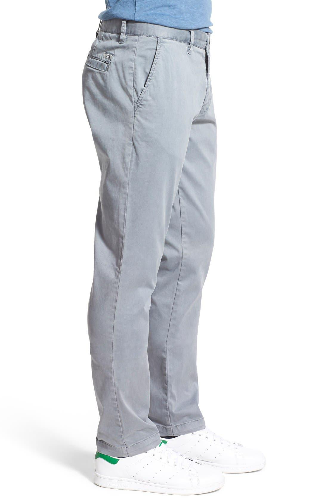 'Richmond' Chino Pants,                             Alternate thumbnail 4, color,                             020