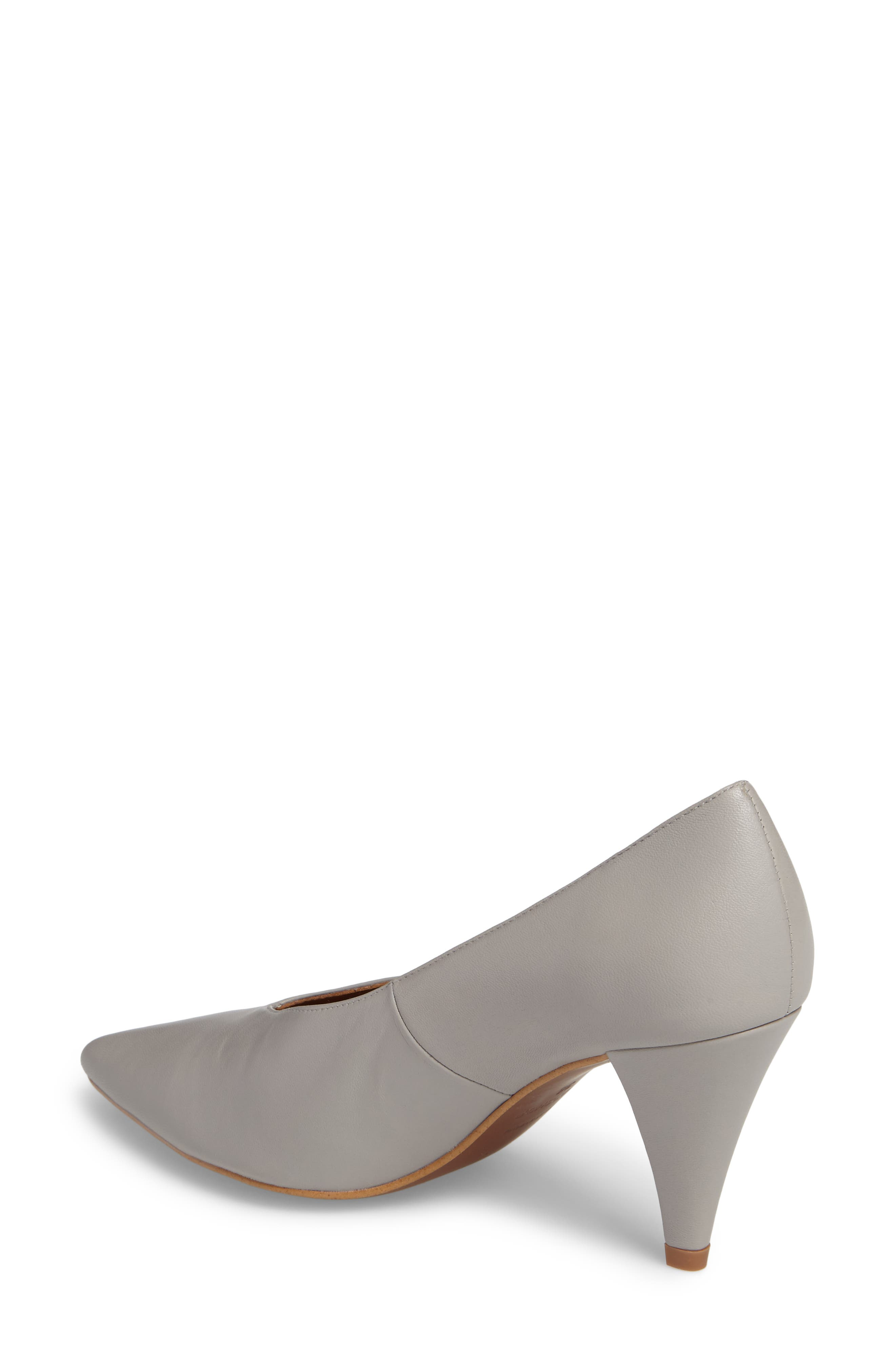 Journal Pointy Toe Pump,                             Alternate thumbnail 2, color,                             020