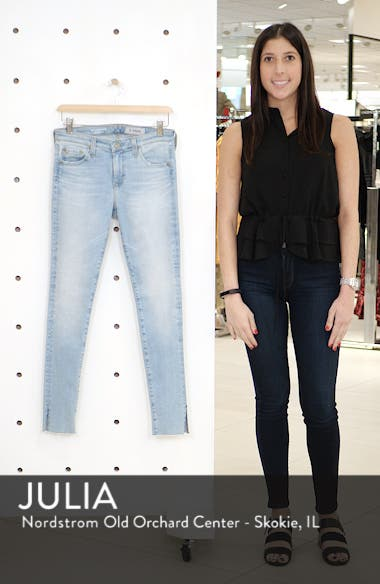 The Legging Ankle Skinny Jeans, sales video thumbnail
