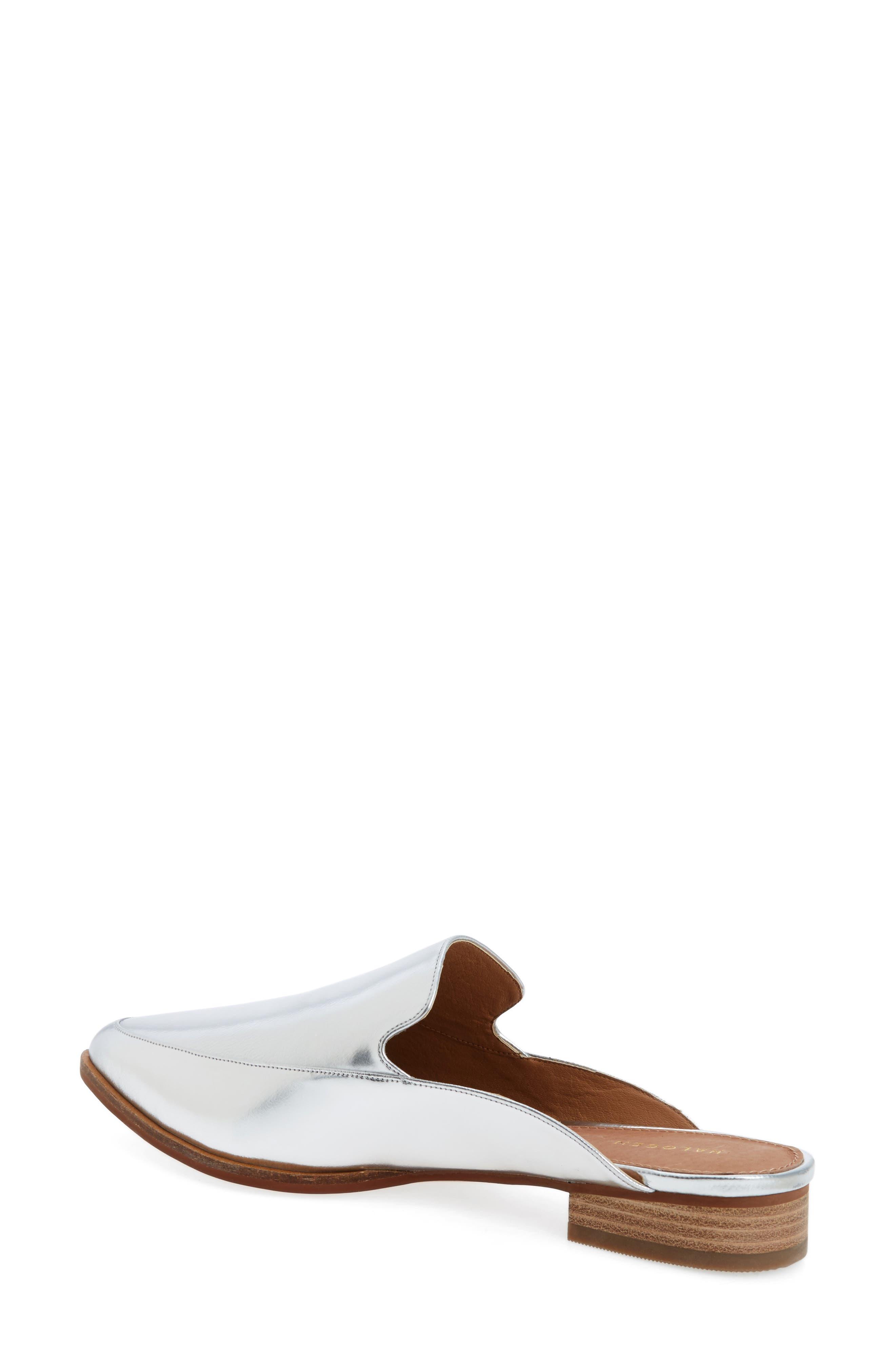 Corbin Genuine Calf Hair Slide Loafer,                             Alternate thumbnail 7, color,