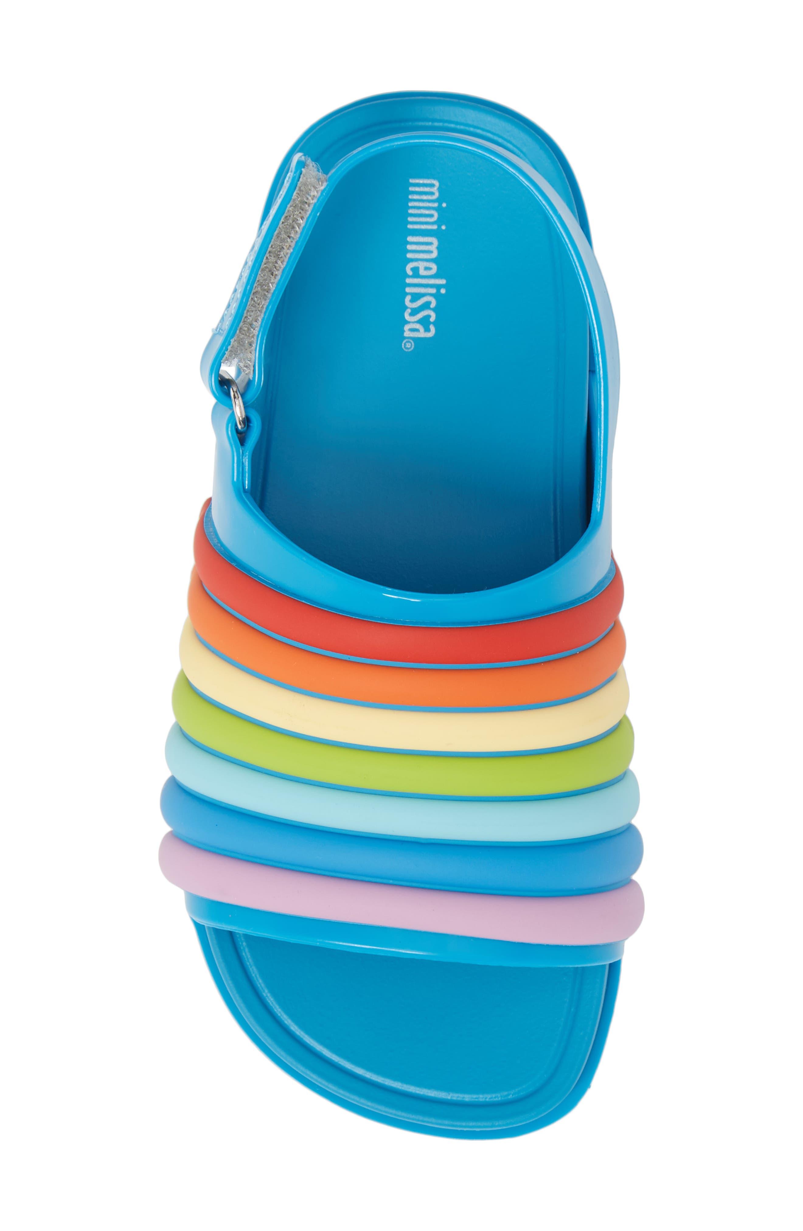 Rainbow Beach Sandal,                             Alternate thumbnail 19, color,