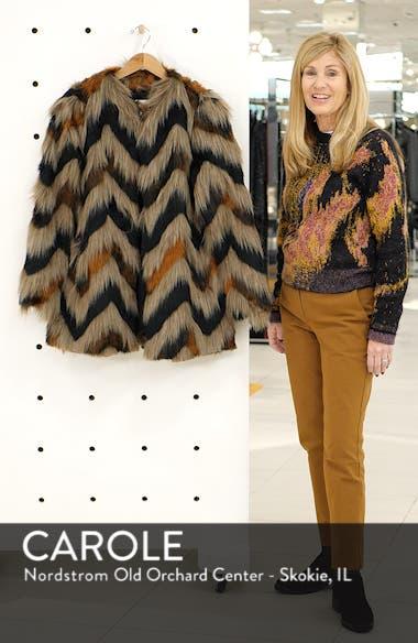 Waylon Faux Fur Jacket, sales video thumbnail