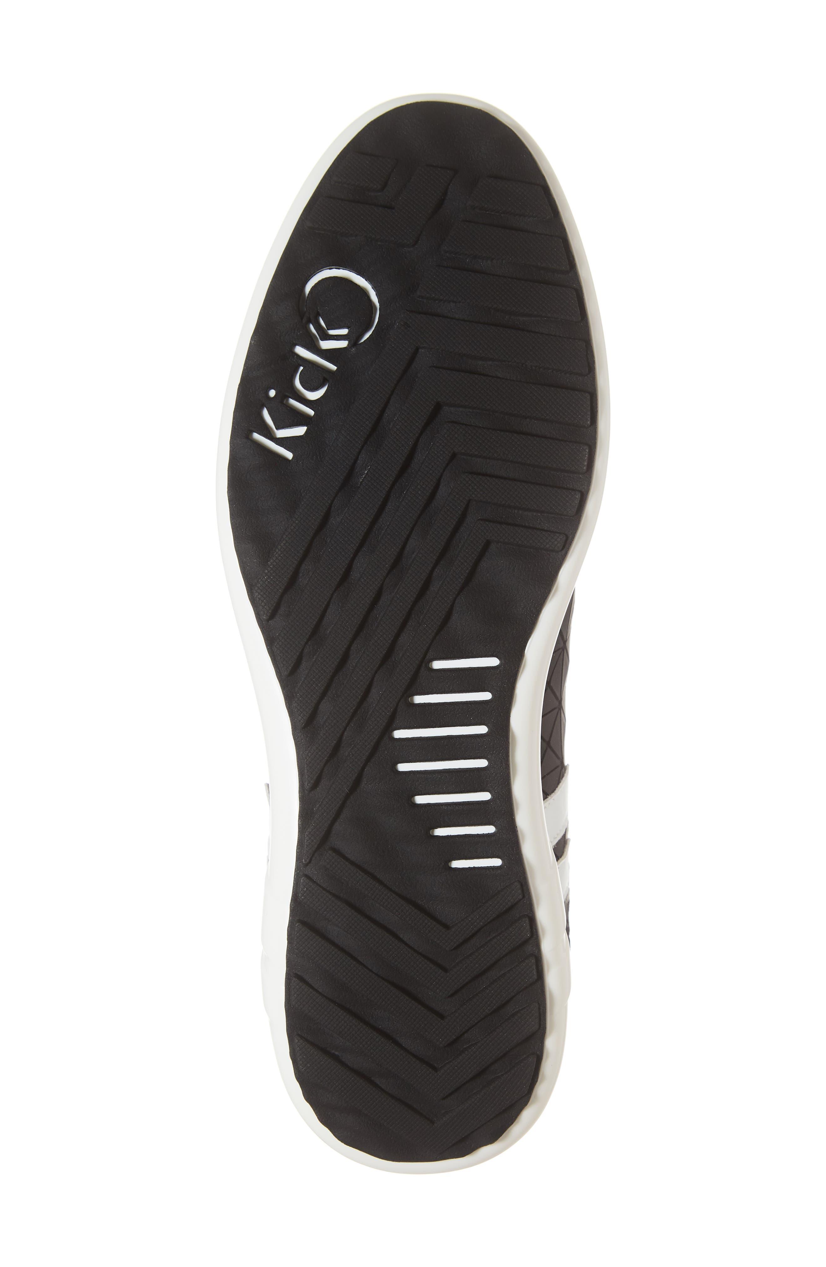 Optic Sneaker,                             Alternate thumbnail 6, color,                             001