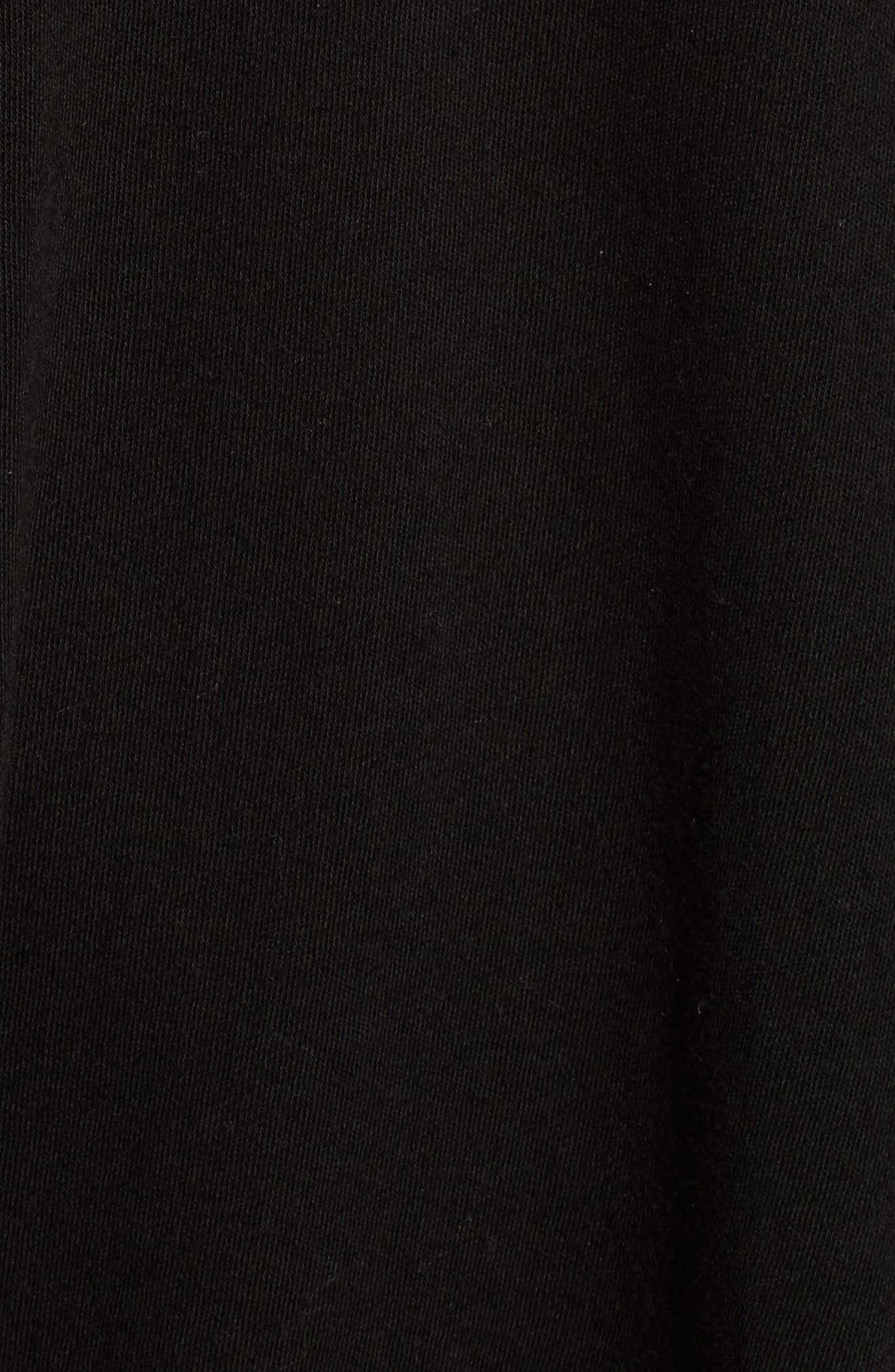 n: PHILANTHROPY Morrison T-Shirt Dress,                             Alternate thumbnail 5, color,                             001