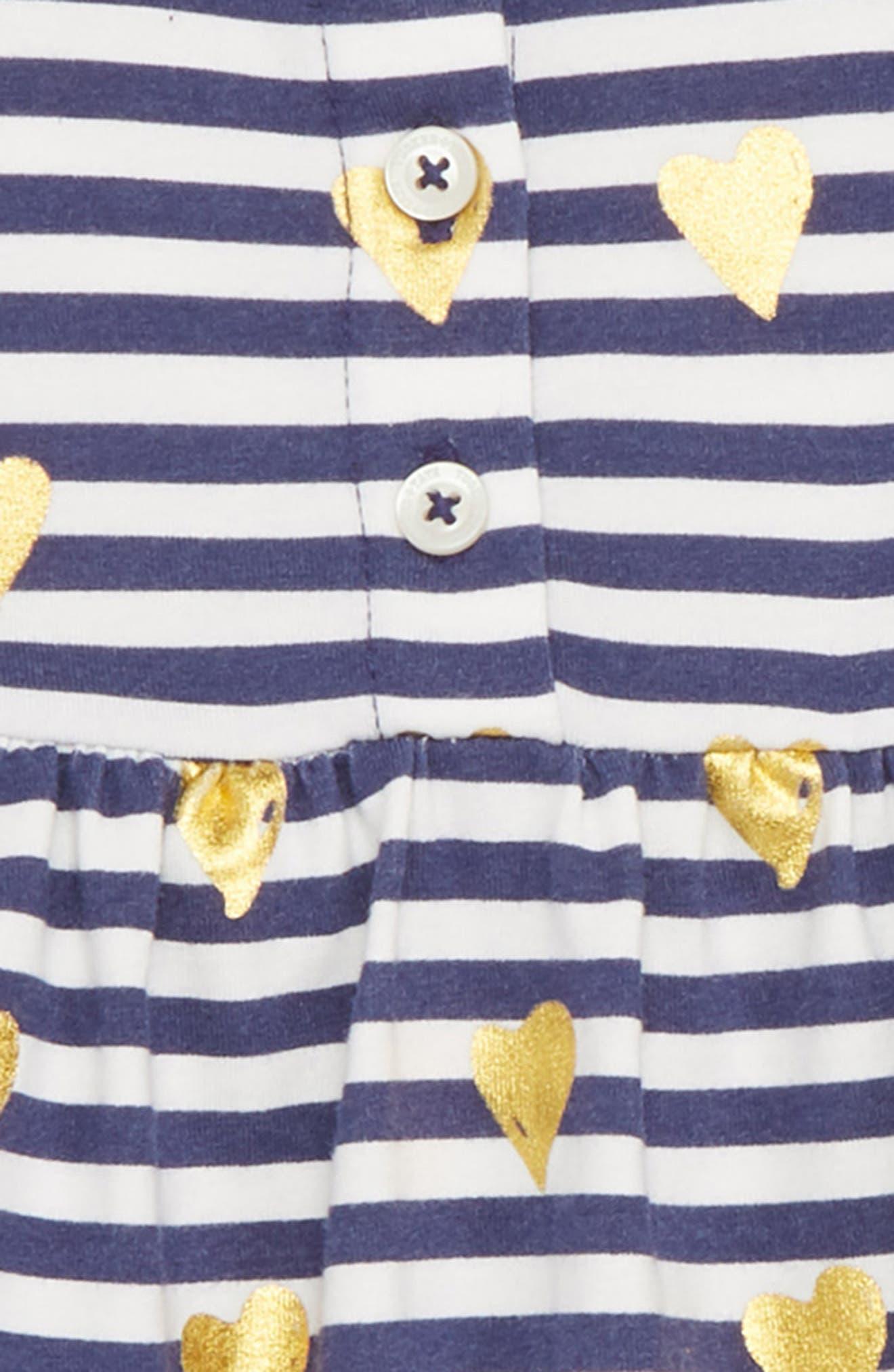Essential Print Knit Dress,                             Alternate thumbnail 2, color,                             410