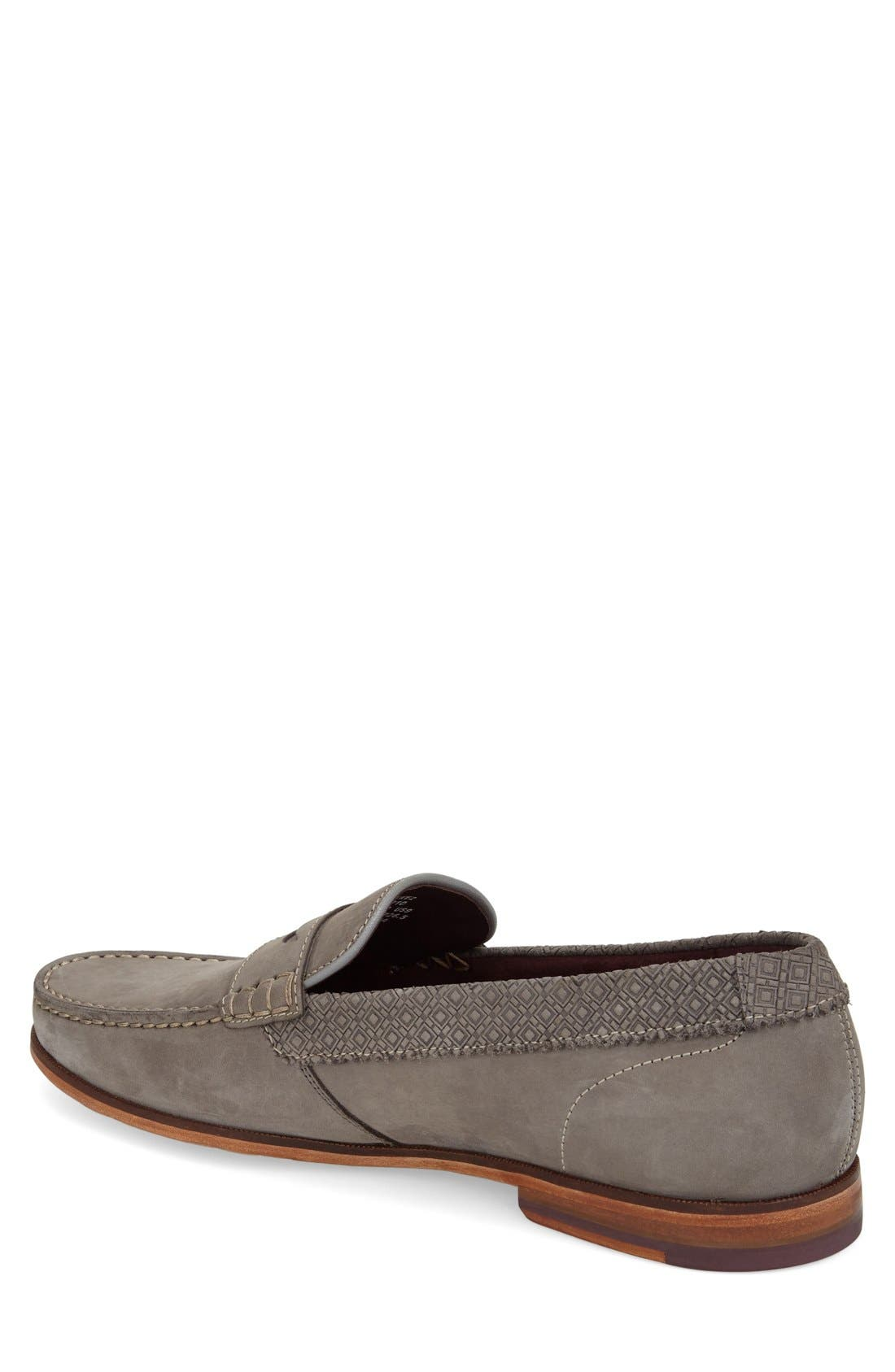 'Miicke 2' Penny Loafer,                             Alternate thumbnail 4, color,                             055