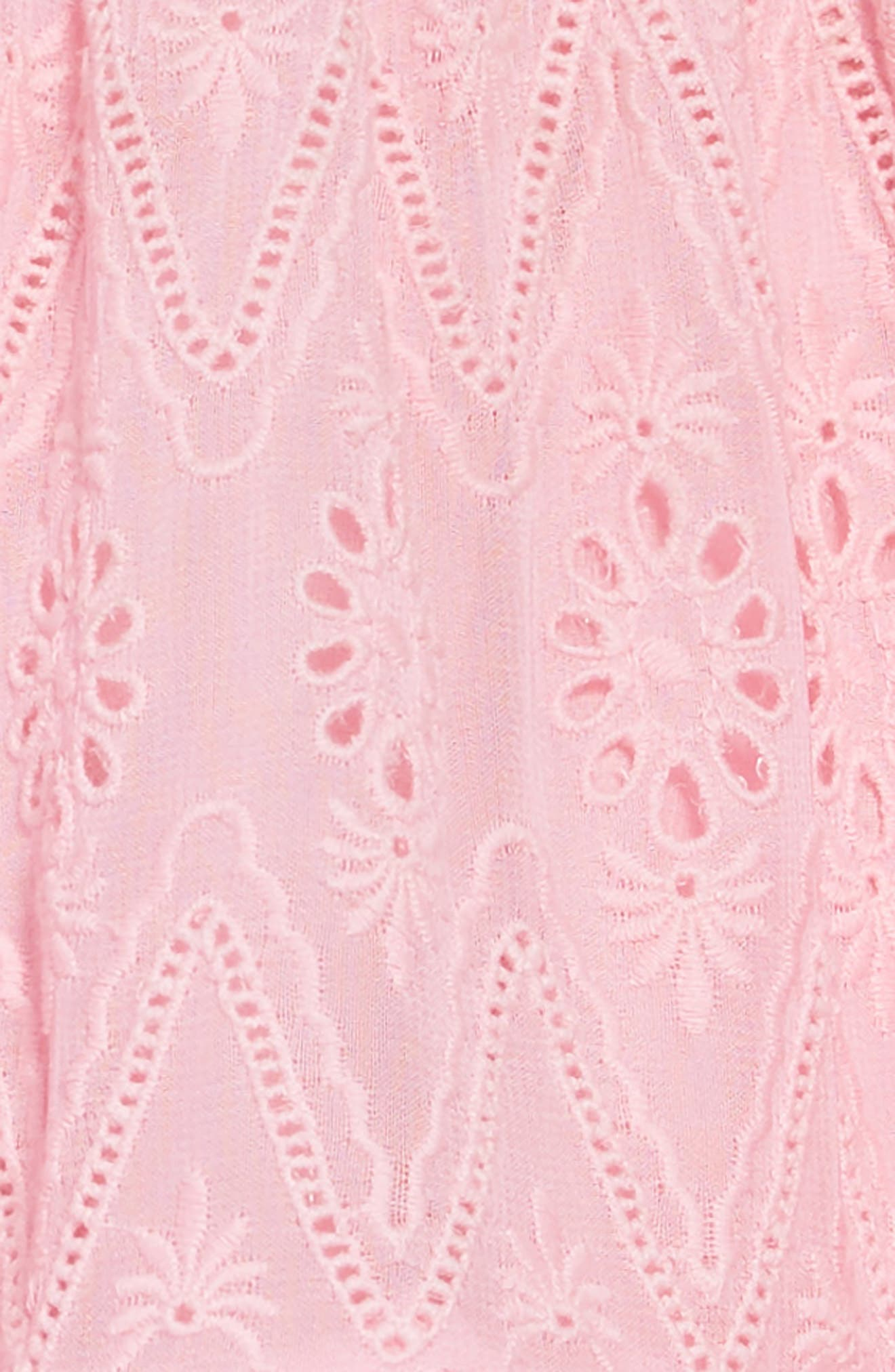 Peek Aster Eyelet Dress,                             Alternate thumbnail 3, color,                             682
