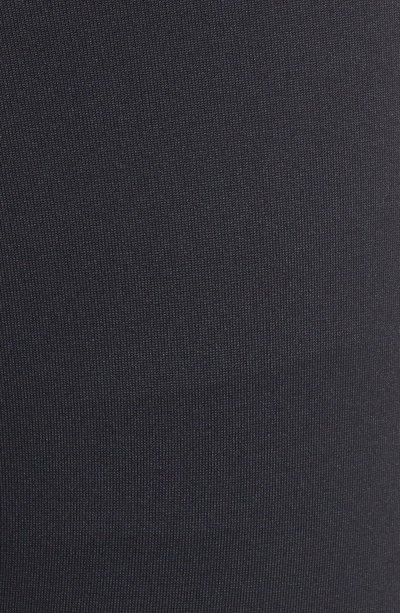 ColdGear<sup>®</sup> Leggings,                             Alternate thumbnail 5, color,                             BLACK/ CHARCOAL