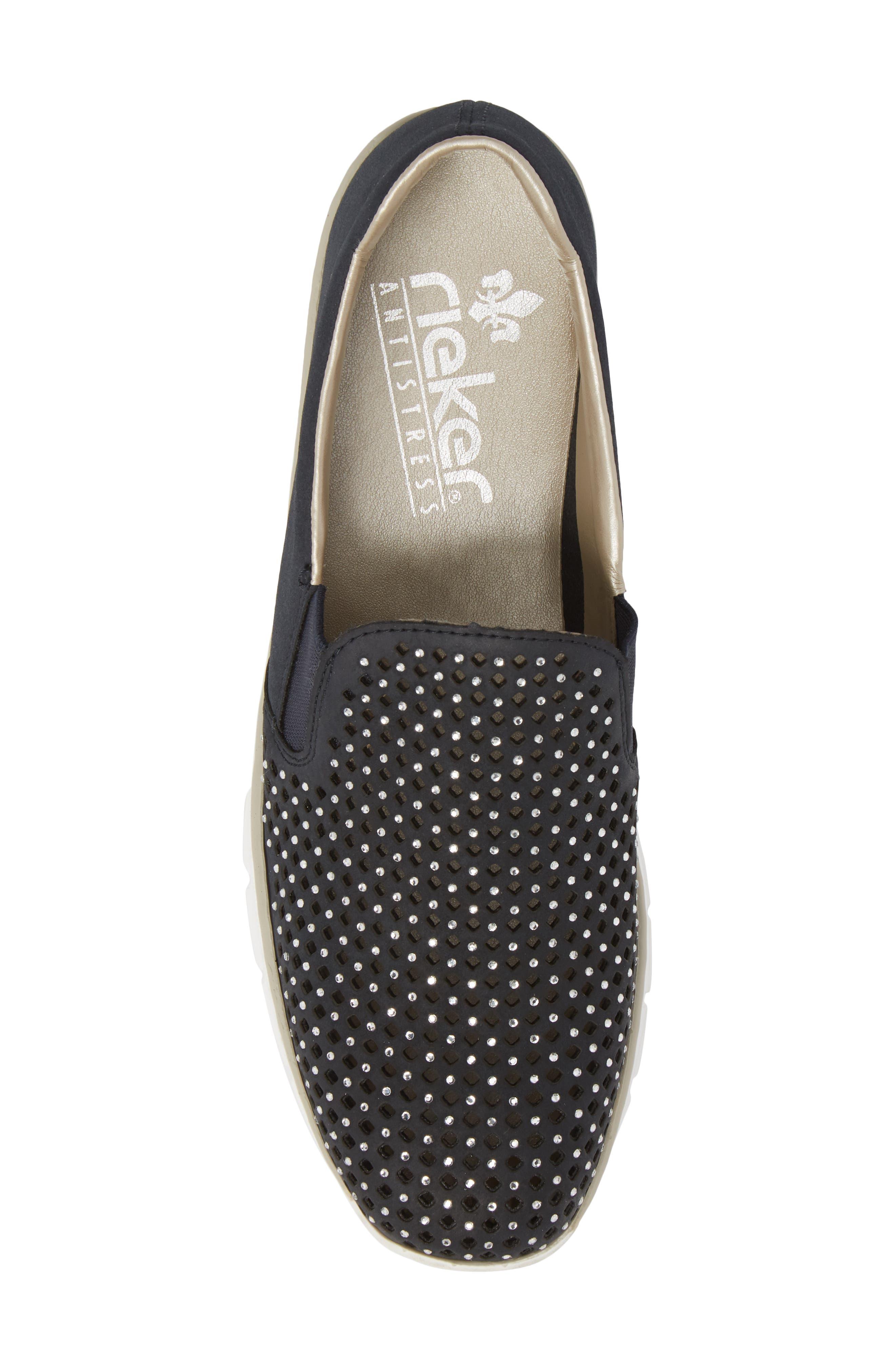Doris A6 Wedge Sneaker,                             Alternate thumbnail 5, color,                             401